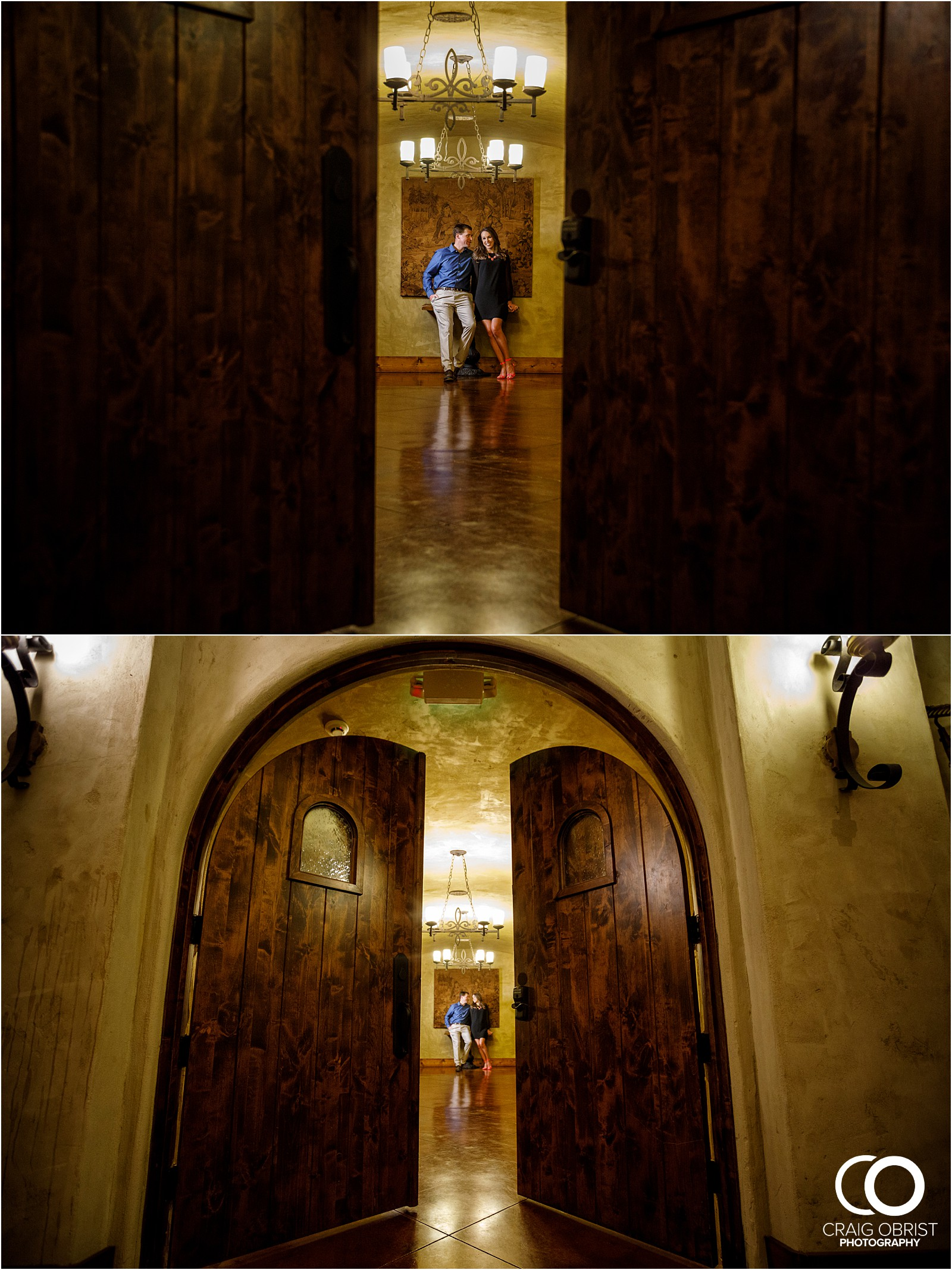 Montaluce Winery Vinyard Engagement Portraits_0027.jpg