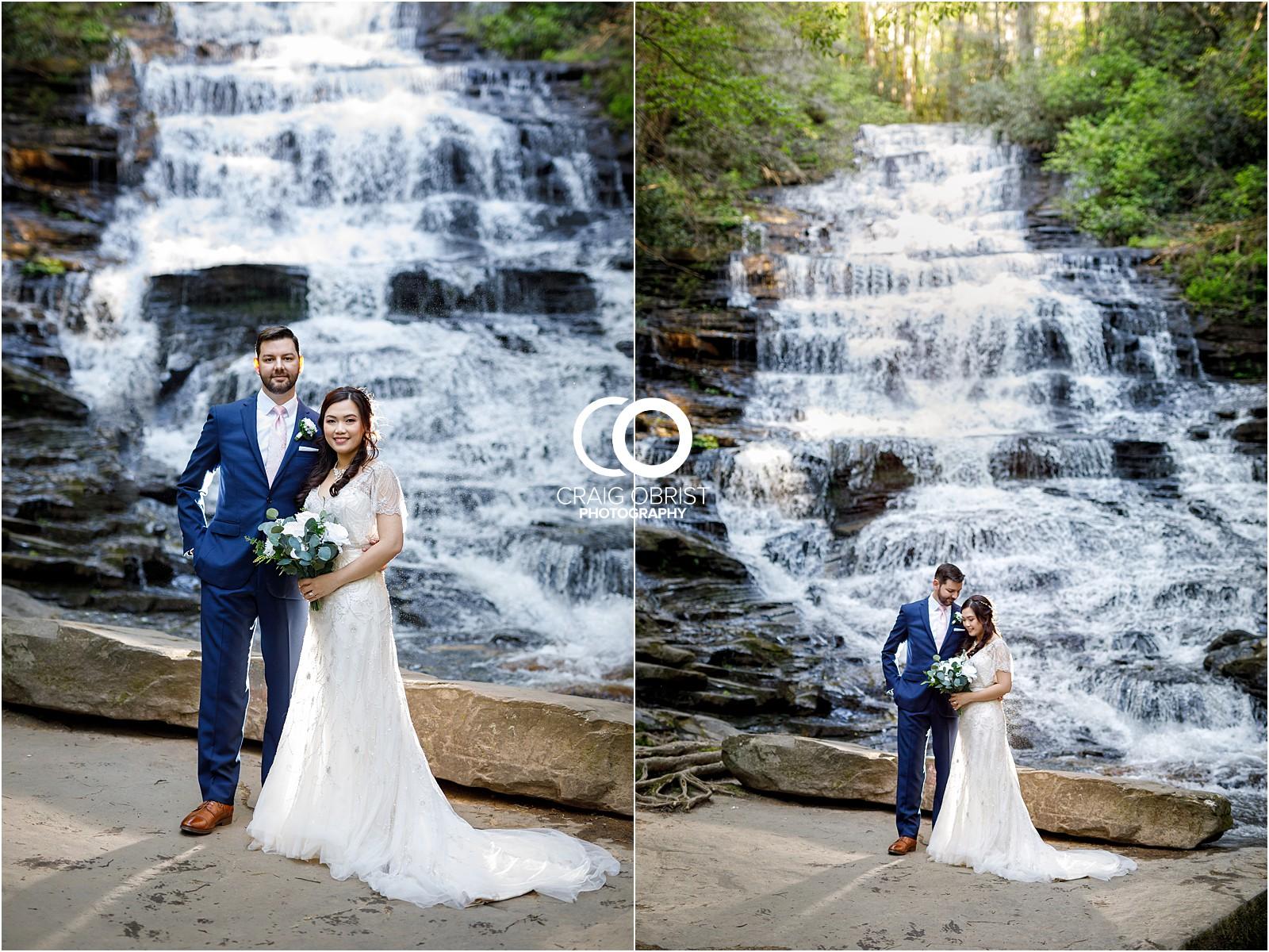 Waterfall Wedding Portraits Elopement Georgia_0010.jpg