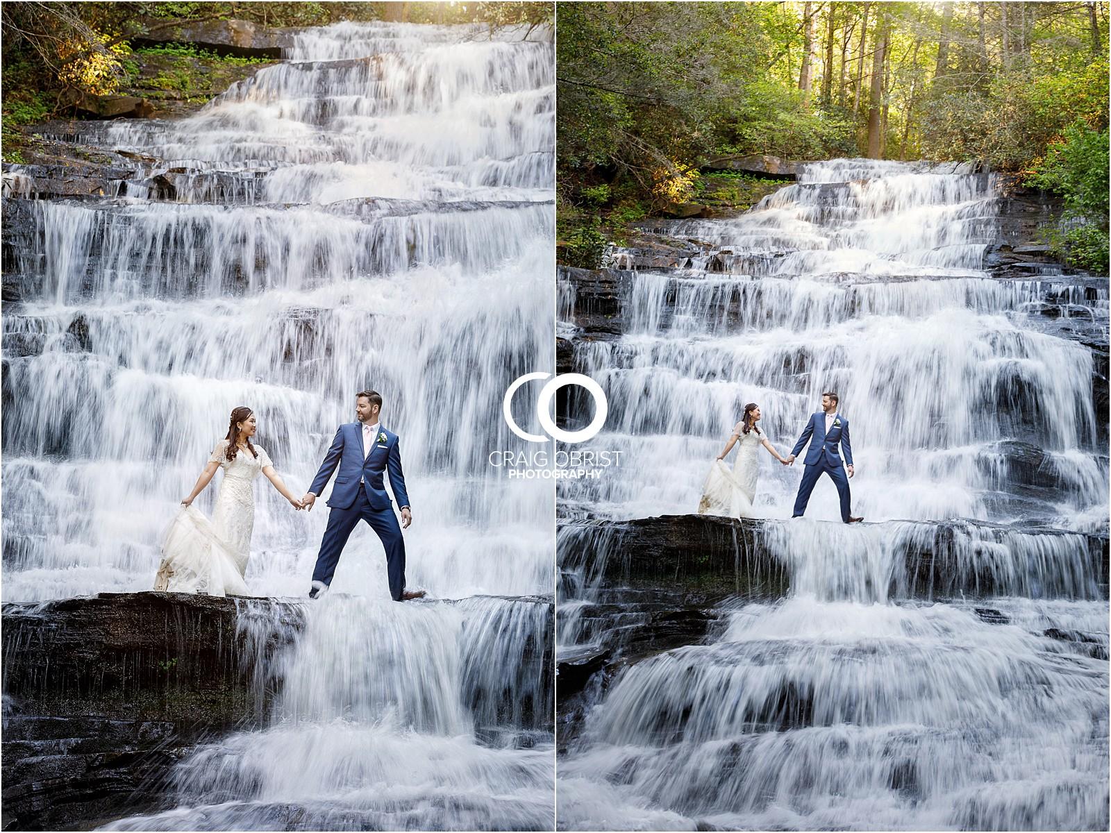 Waterfall Wedding Portraits Elopement Georgia_0021.jpg