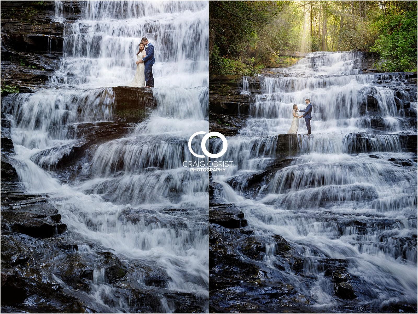 Waterfall Wedding Portraits Elopement Georgia_0022.jpg