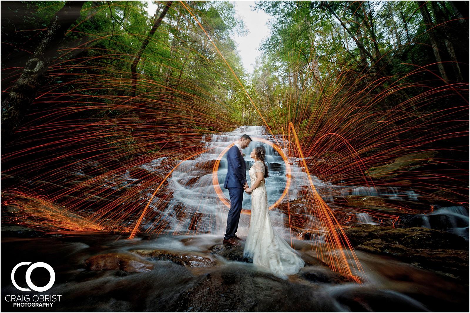 Waterfall Wedding Portraits Elopement Georgia_0030.jpg