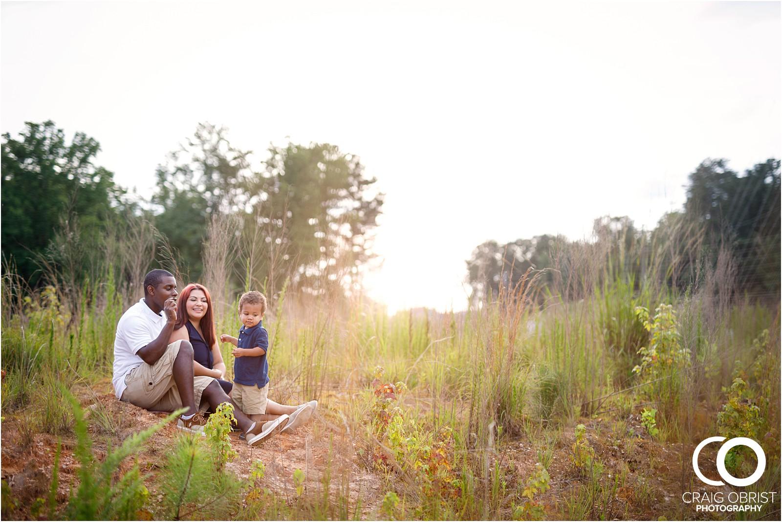 Grass Field Family Portratis Sunset Atlanta_0025.jpg