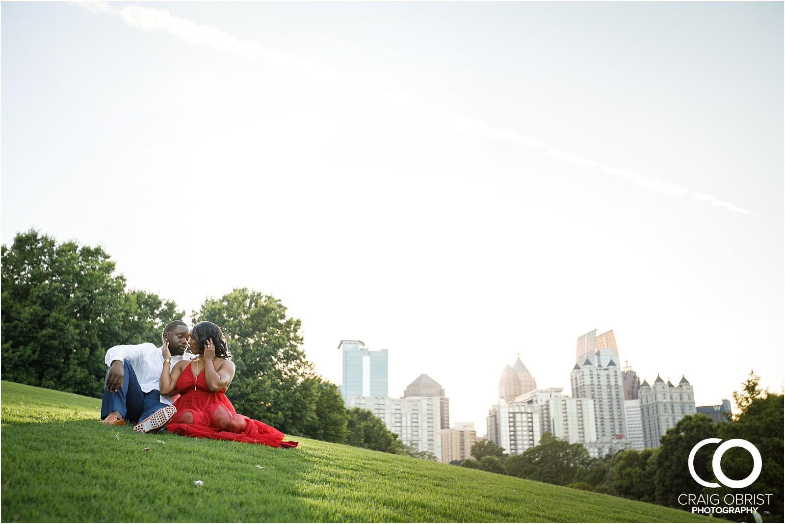 Piedmont Park Sunset Atlanta Skyline Nightime_0010.jpg