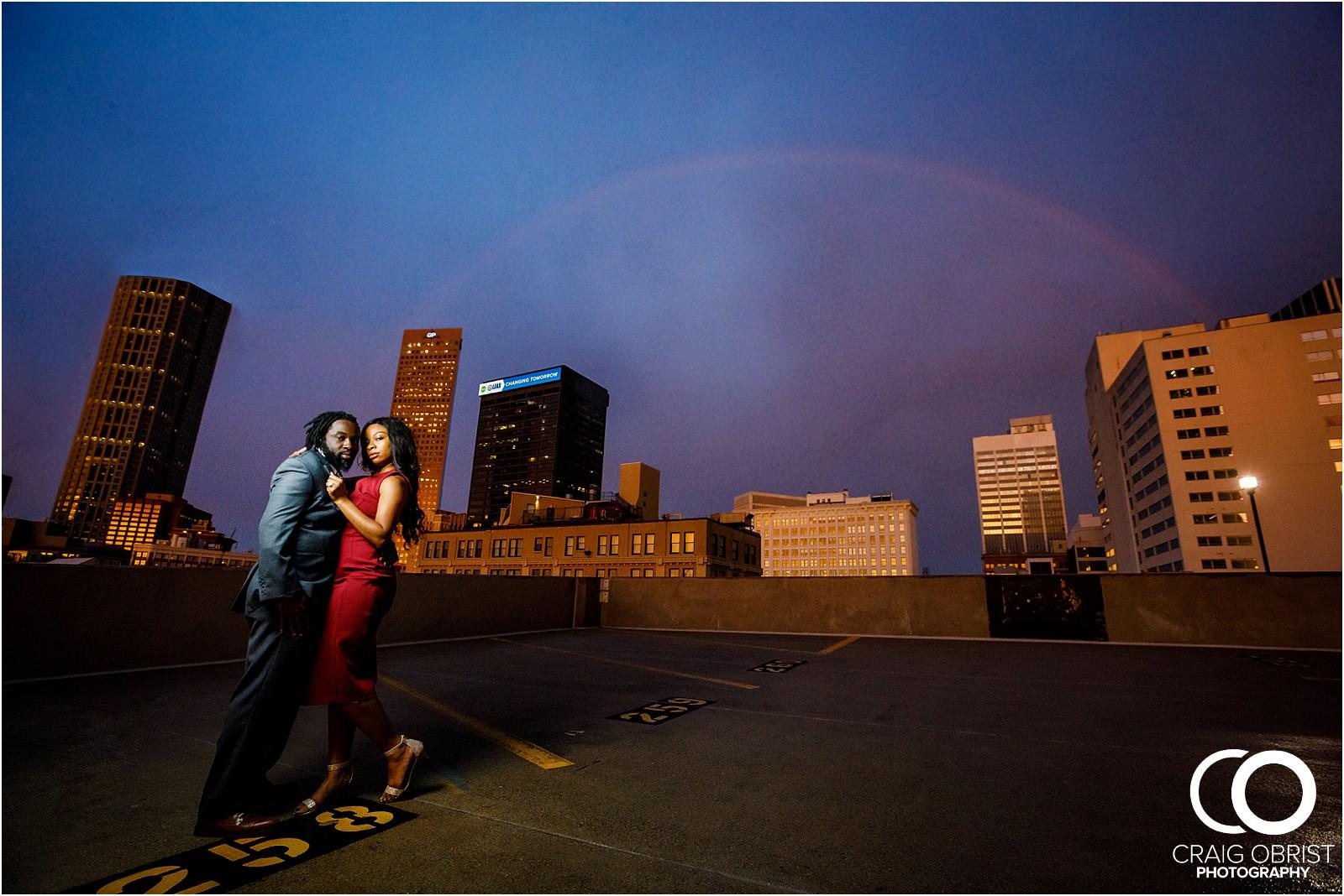 Ponce City Market Atlanta Skyline Sunset Portraits Wedding_0024.jpg
