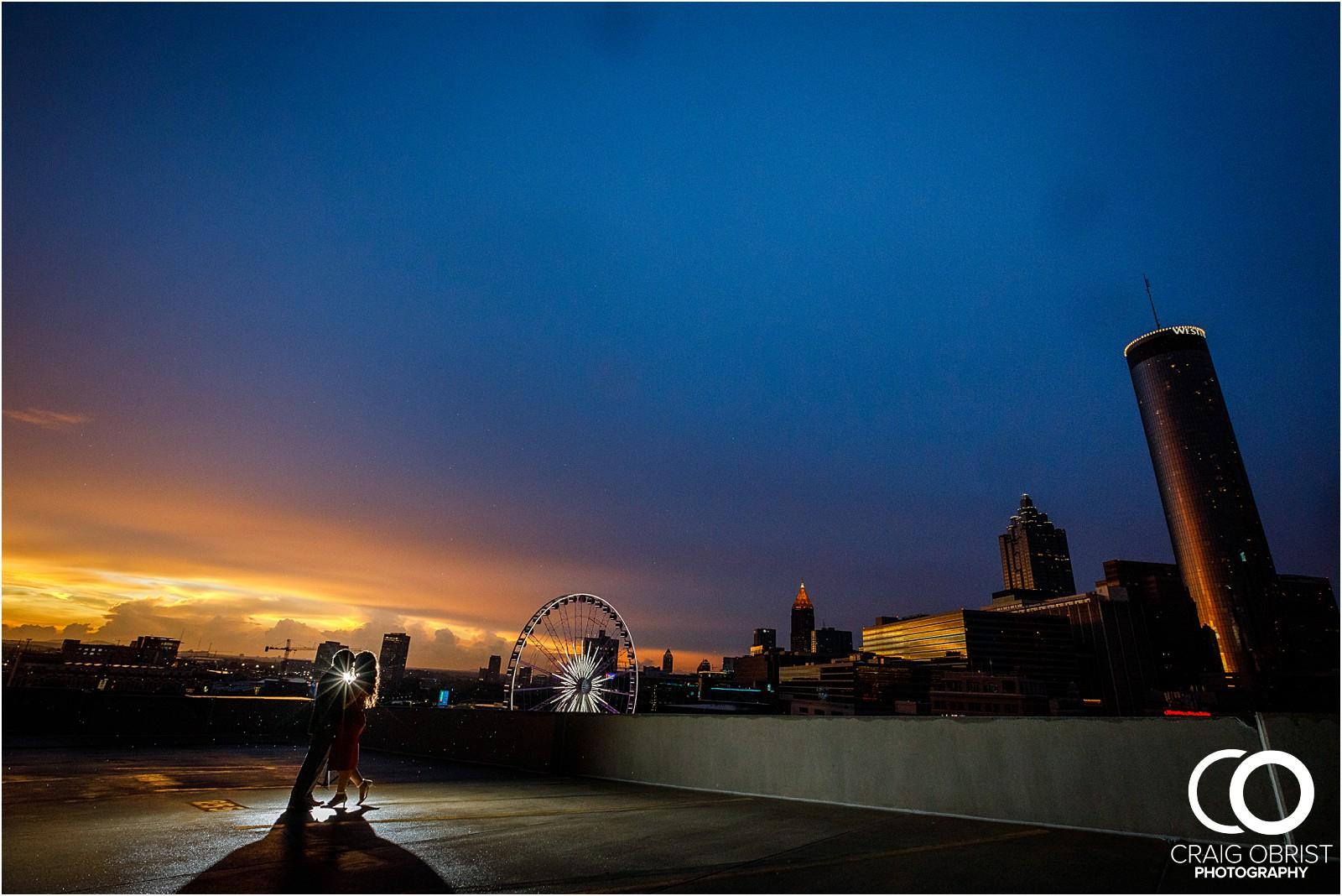 Ponce City Market Atlanta Skyline Sunset Portraits Wedding_0027.jpg