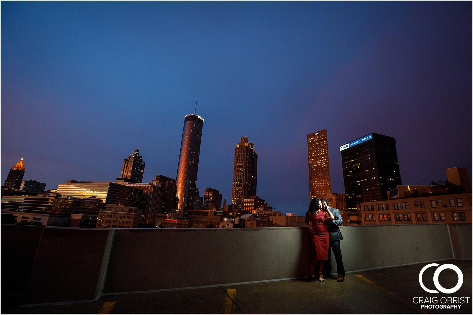Ponce City Market Atlanta Skyline Sunset Portraits Wedding_0031.jpg