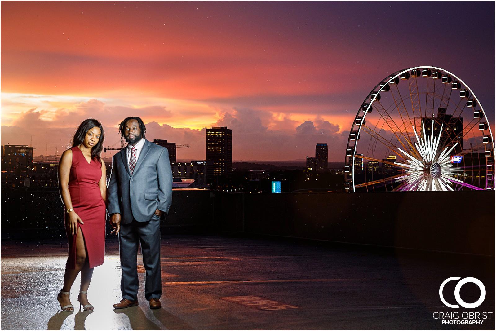 Ponce City Market Atlanta Skyline Sunset Portraits Wedding_0033.jpg