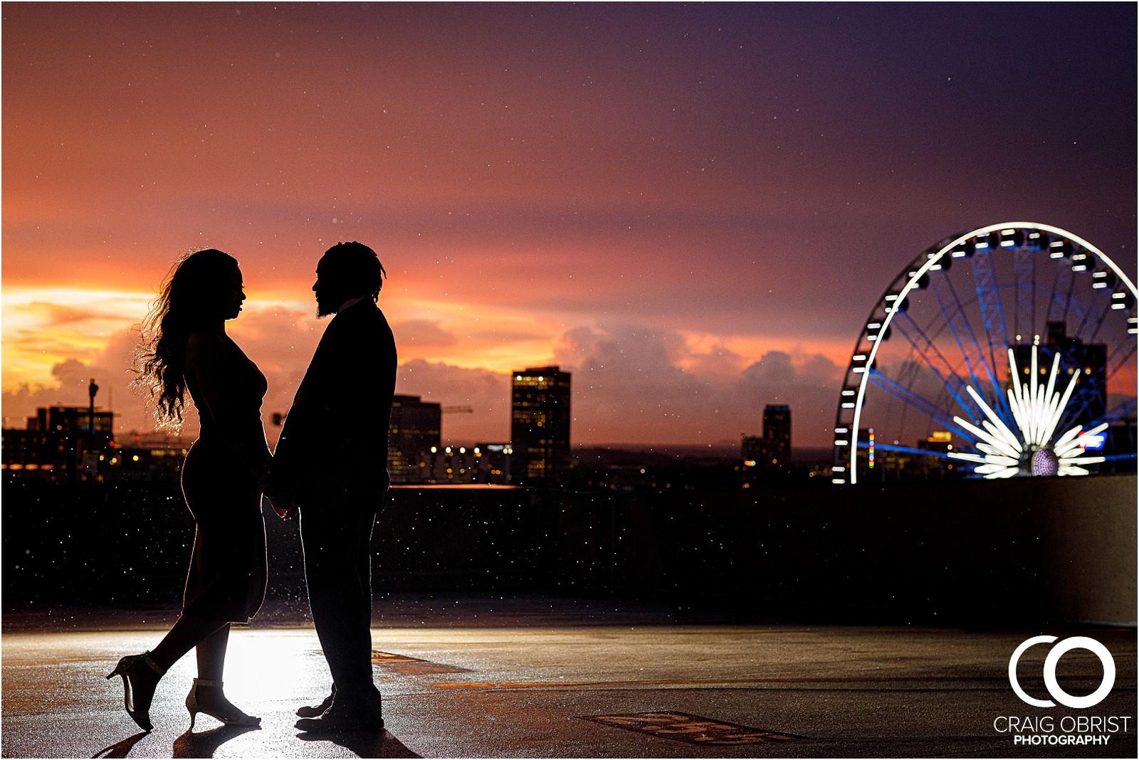 Ponce City Market Atlanta Skyline Sunset Portraits Wedding_0035.jpg