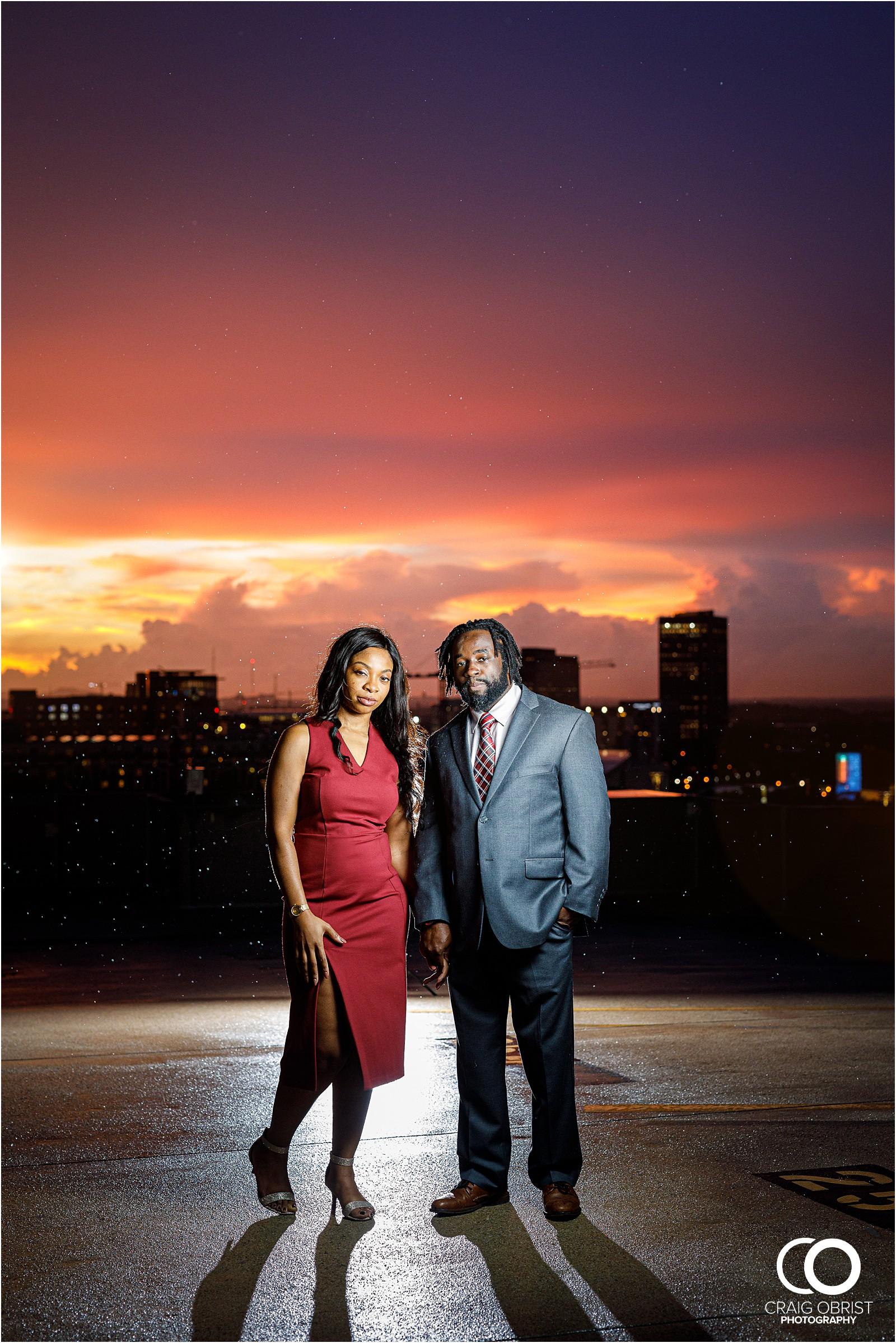 Ponce City Market Atlanta Skyline Sunset Portraits Wedding_0034.jpg