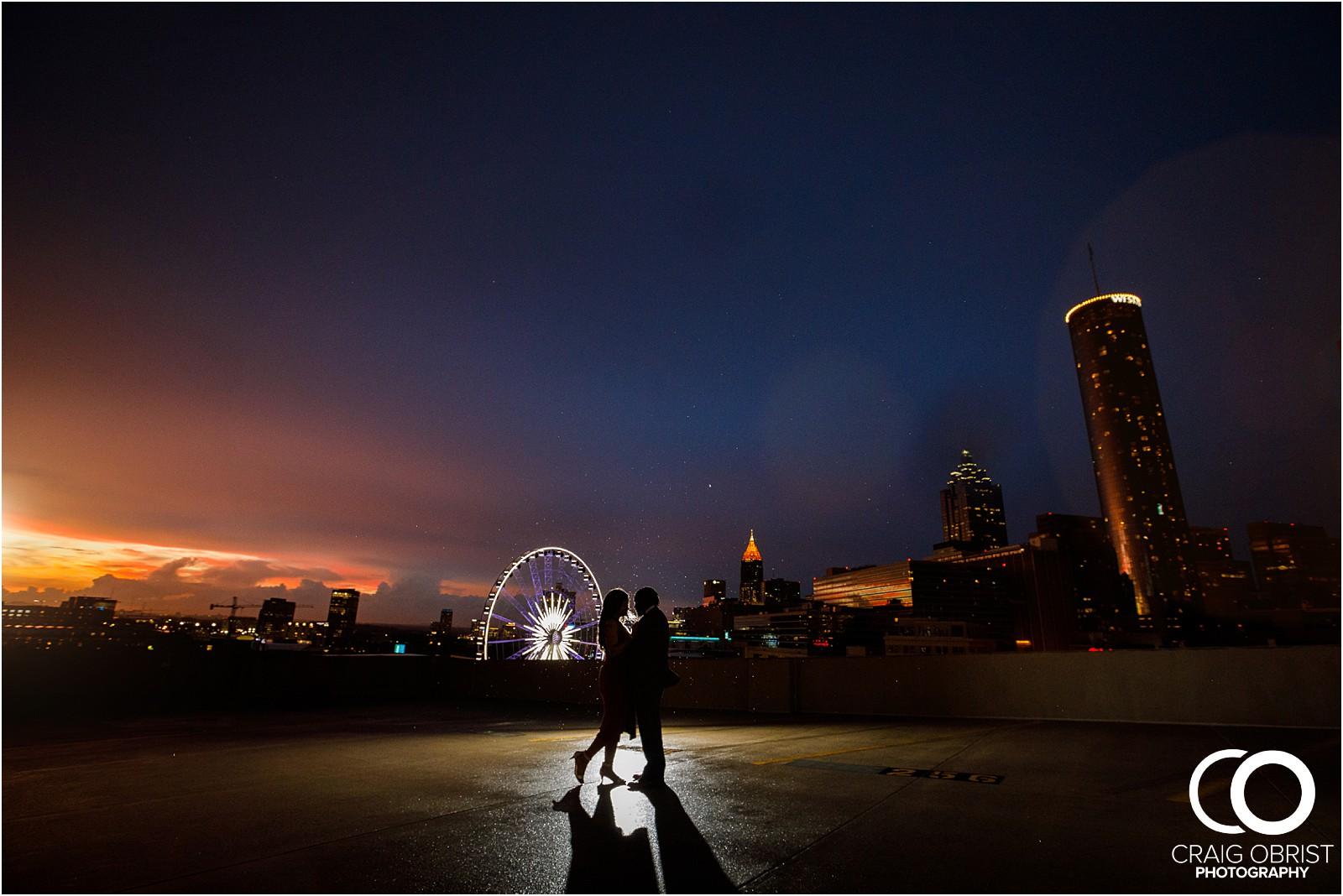 Ponce City Market Atlanta Skyline Sunset Portraits Wedding_0037.jpg