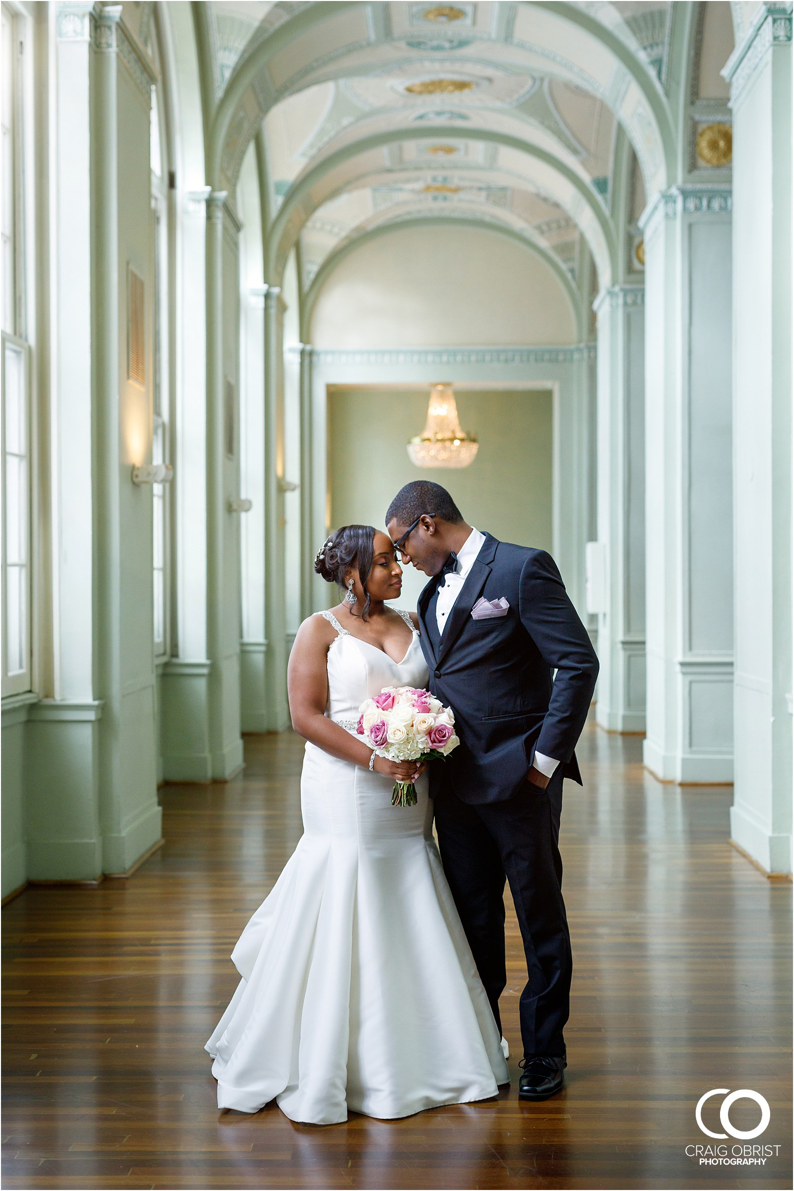 The Biltmore Ballroom Wedding Portraits Atlanta Skyline_0076.jpg