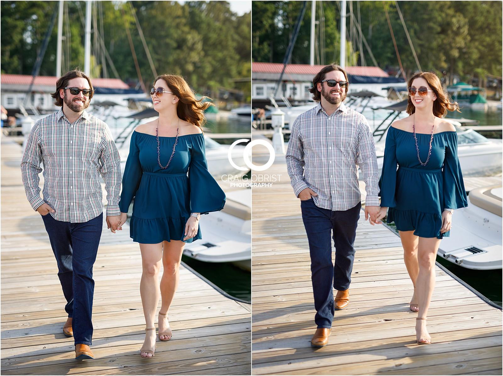 Lake Lanier Islands Engagement Wedding Portraits Dock_0001.jpg
