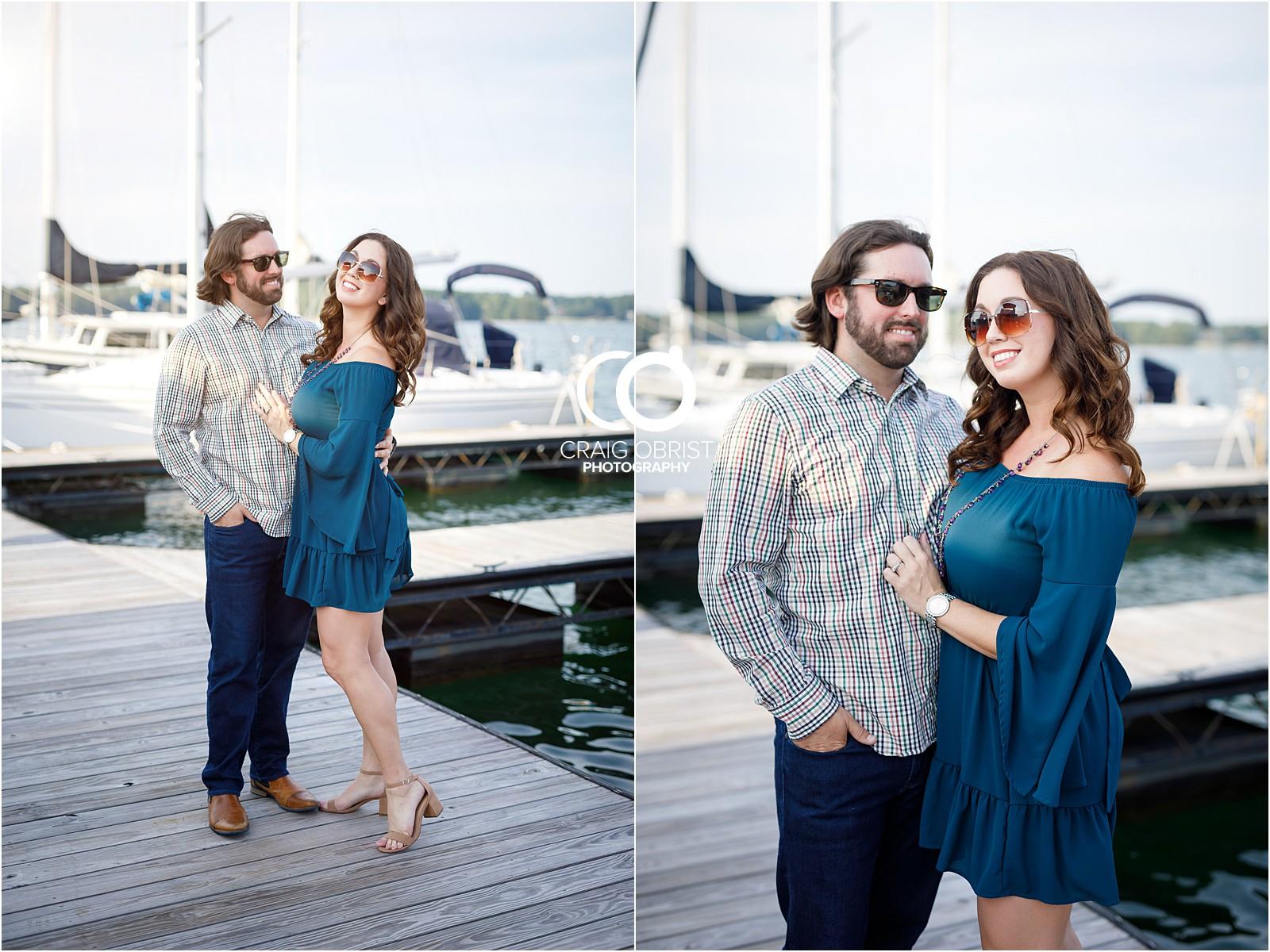 Lake Lanier Islands Engagement Wedding Portraits Dock_0003.jpg