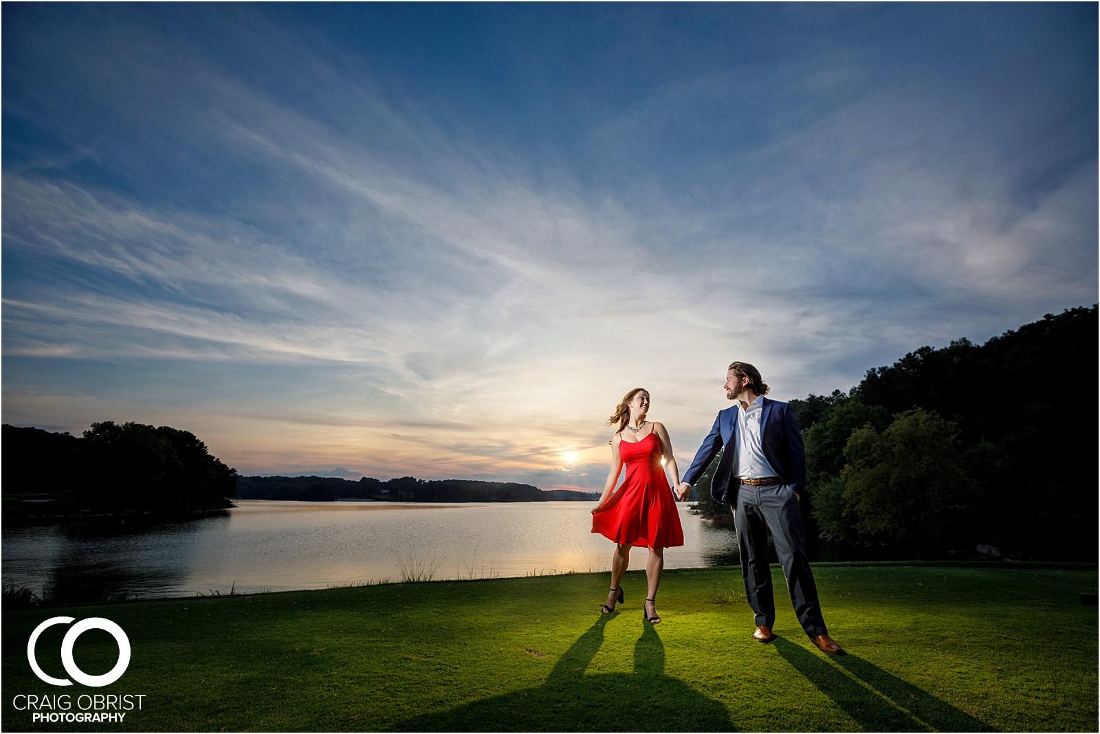Lake Lanier Islands Engagement Wedding Portraits Dock_0020.jpg