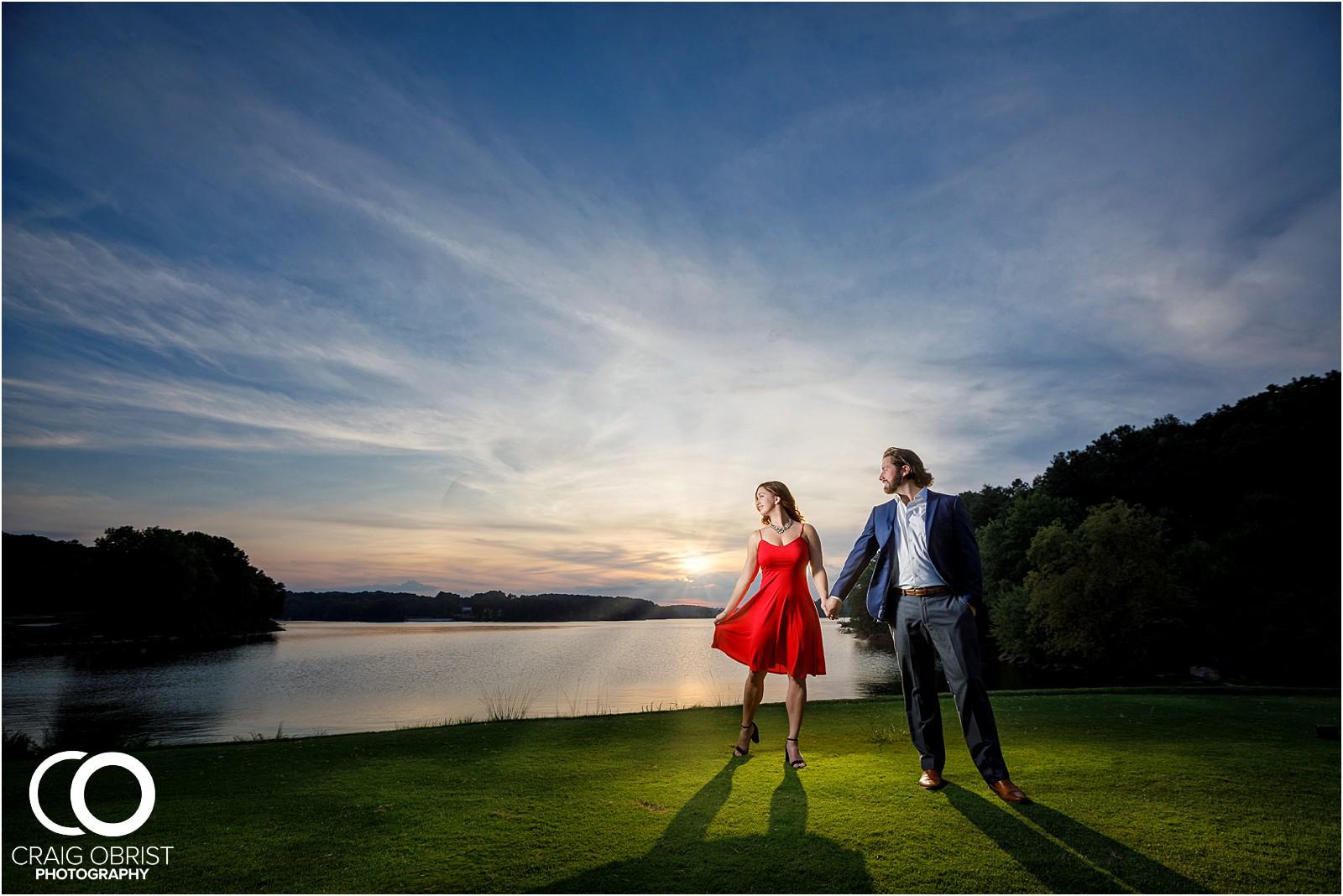 Lake Lanier Islands Engagement Wedding Portraits Dock_0021.jpg