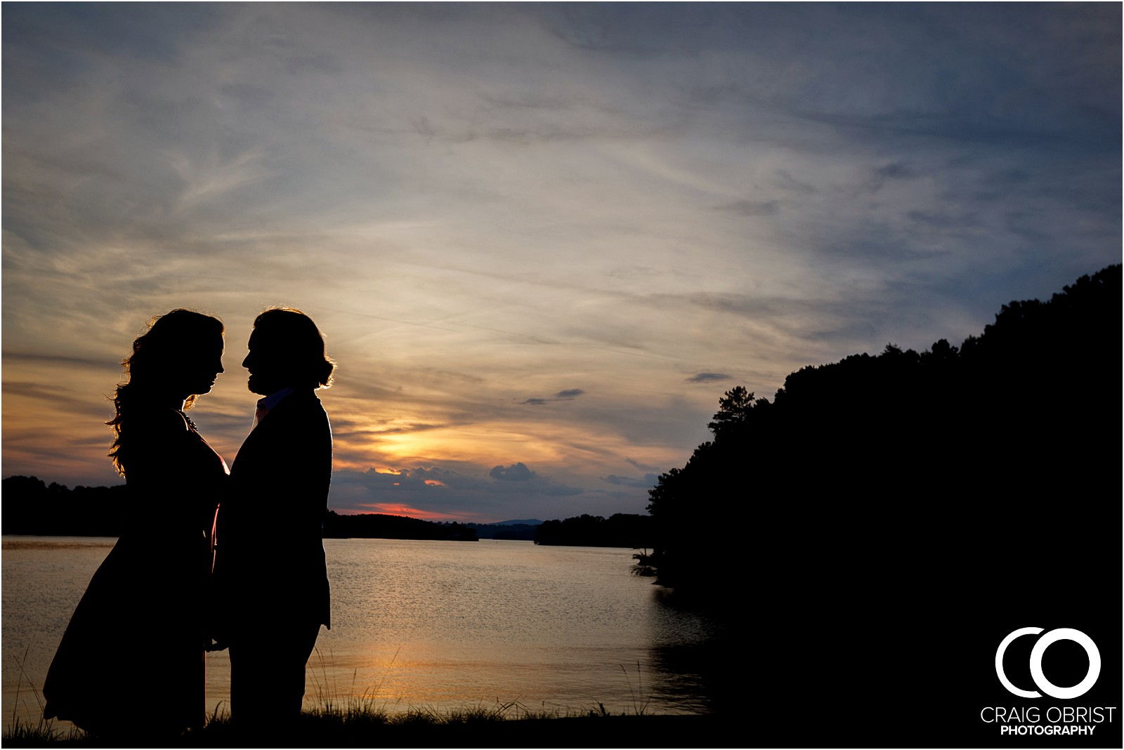 Lake Lanier Islands Engagement Wedding Portraits Dock_0022.jpg
