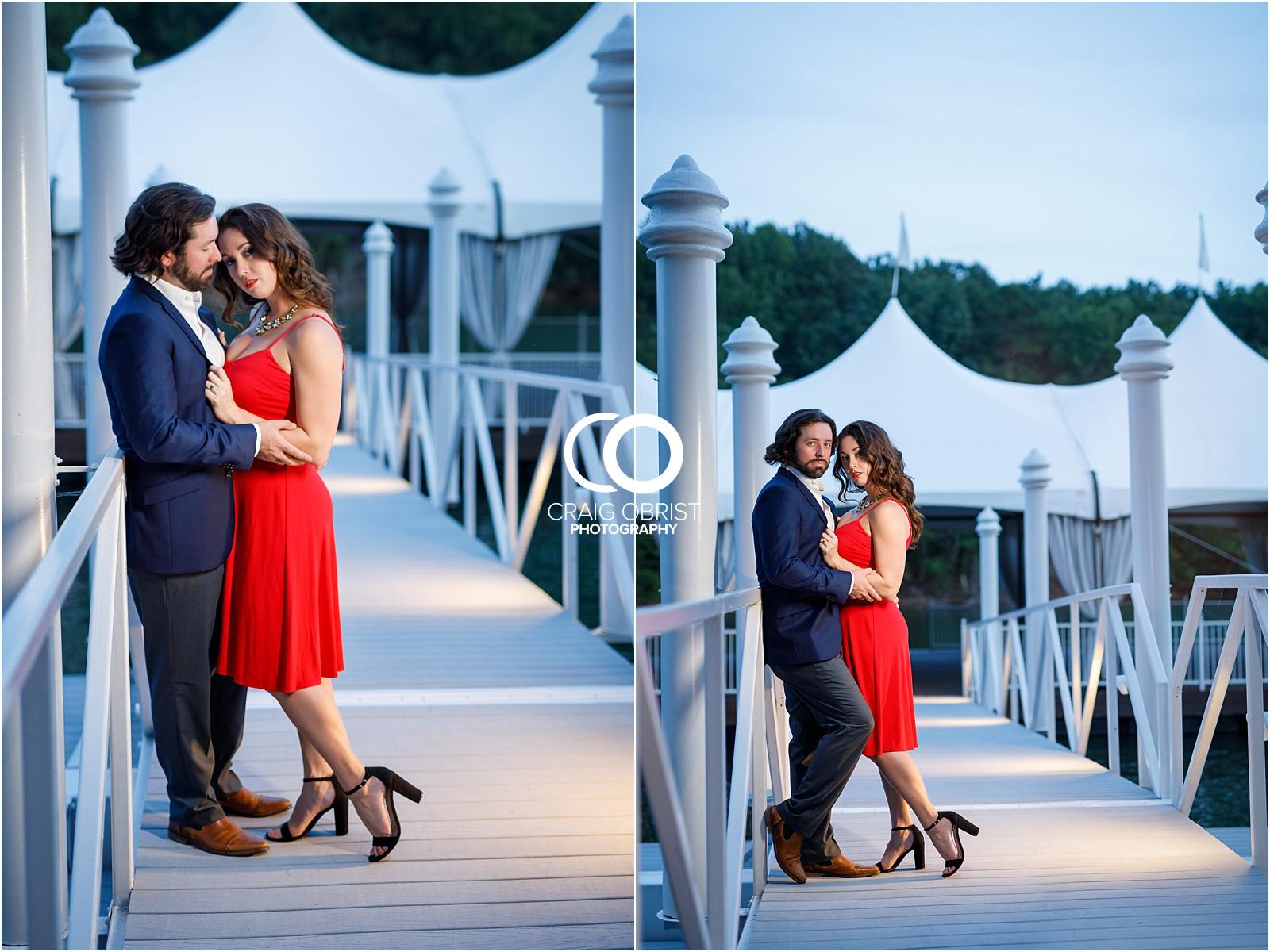 Lake Lanier Islands Engagement Wedding Portraits Dock_0026.jpg