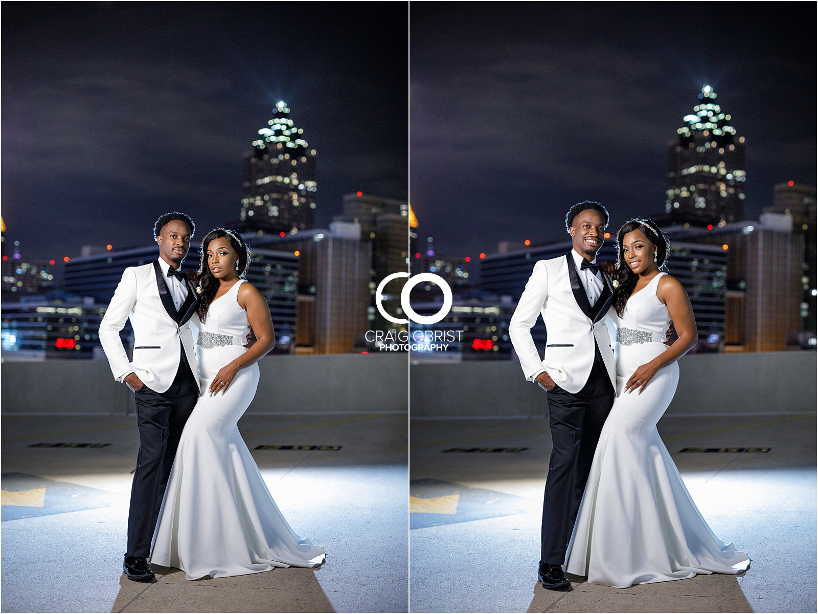 200 peachtree southern exchange wedding portraits atlanta skyline_0101.jpg