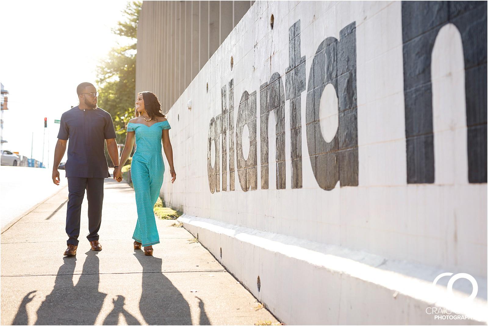 Atlanta Instagram Engagement Portraits Mural Skyline Sunset_0005.jpg