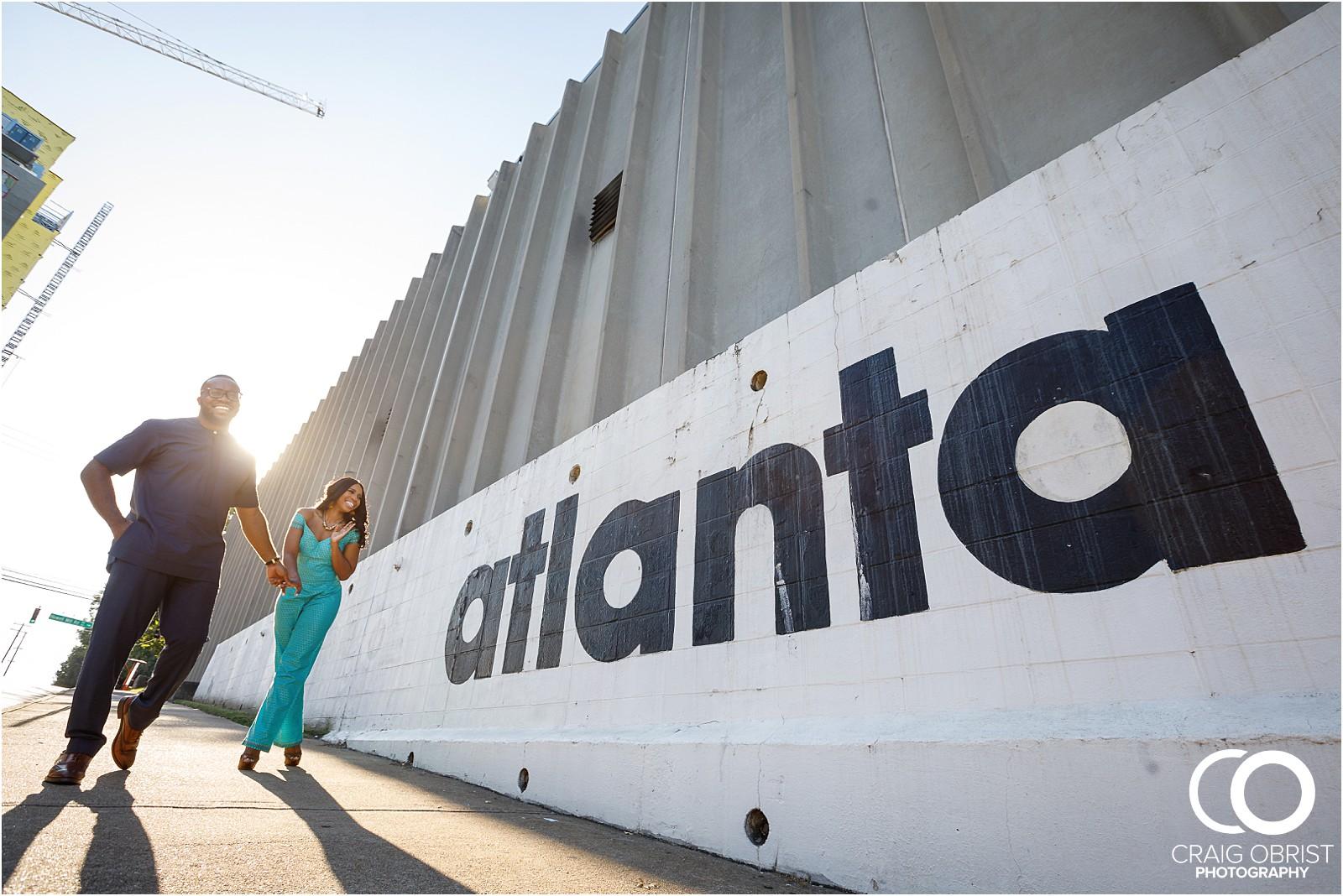 Atlanta Instagram Engagement Portraits Mural Skyline Sunset_0009.jpg