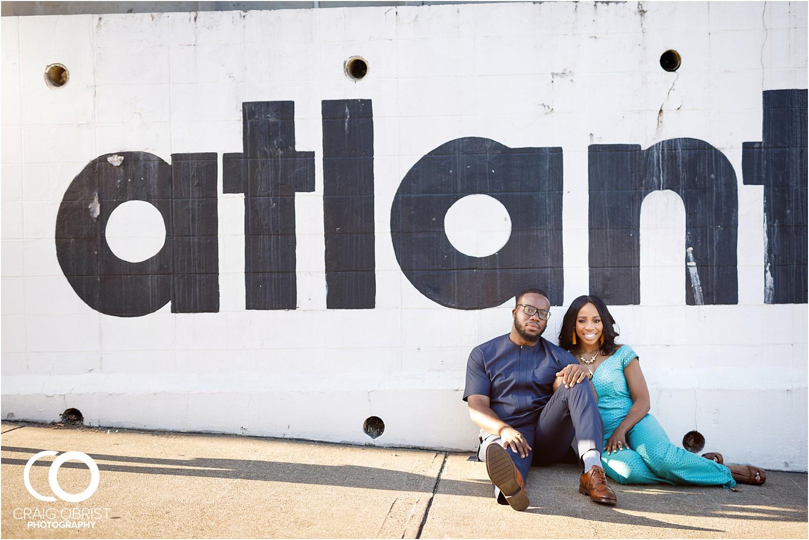 Atlanta Instagram Engagement Portraits Mural Skyline Sunset_0013.jpg