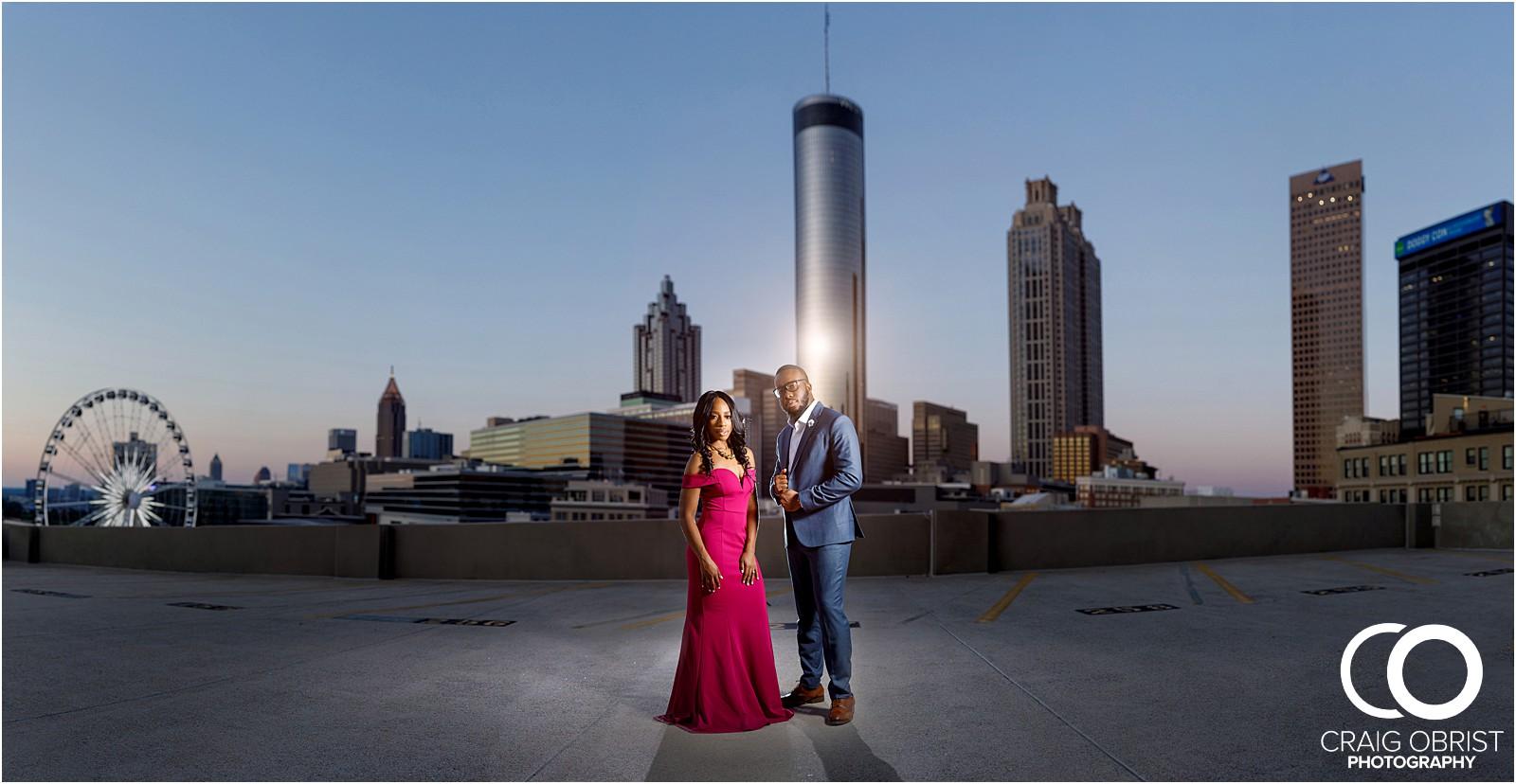 Atlanta Instagram Engagement Portraits Mural Skyline Sunset_0028.jpg