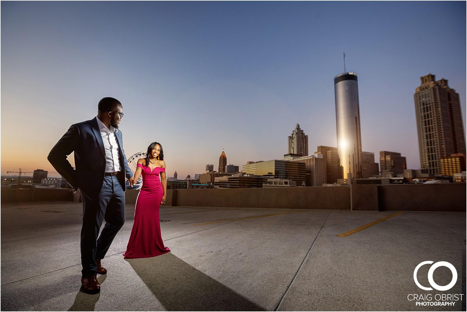 Atlanta Instagram Engagement Portraits Mural Skyline Sunset_0034.jpg