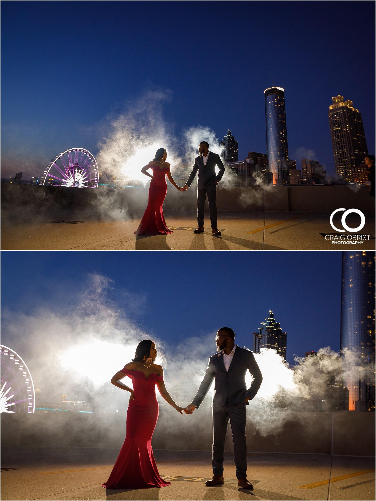Atlanta Instagram Engagement Portraits Mural Skyline Sunset_0042.jpg