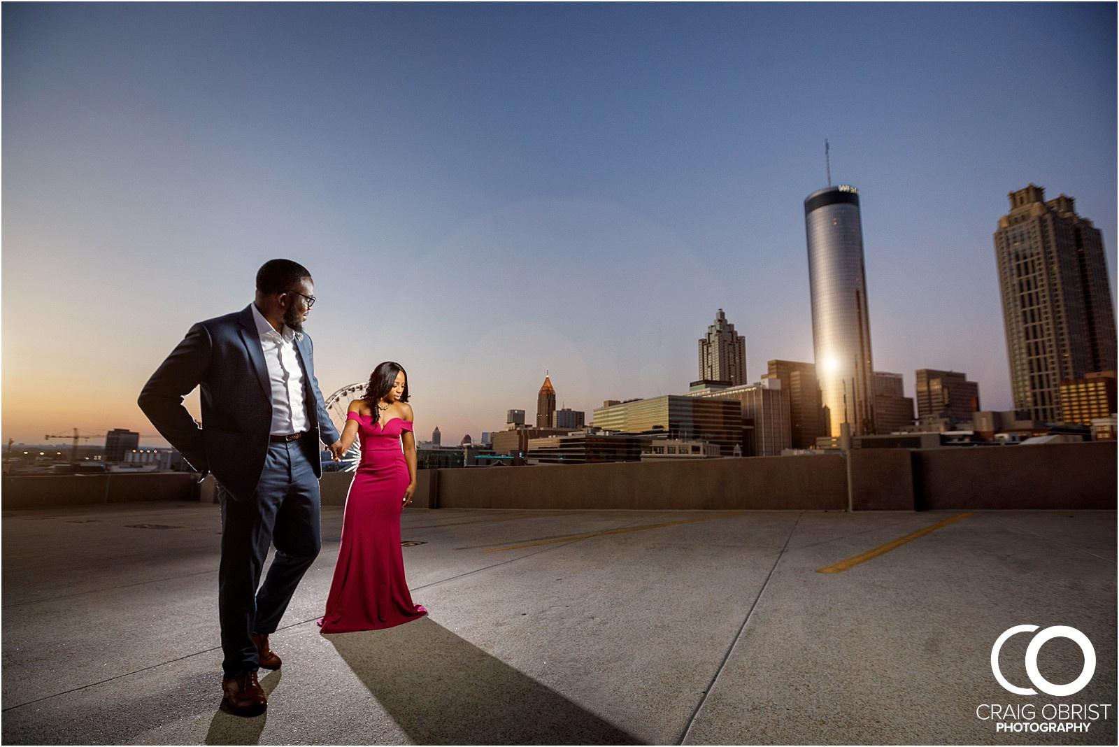 Atlanta Instagram Engagement Portraits Mural Skyline Sunset_0033.jpg