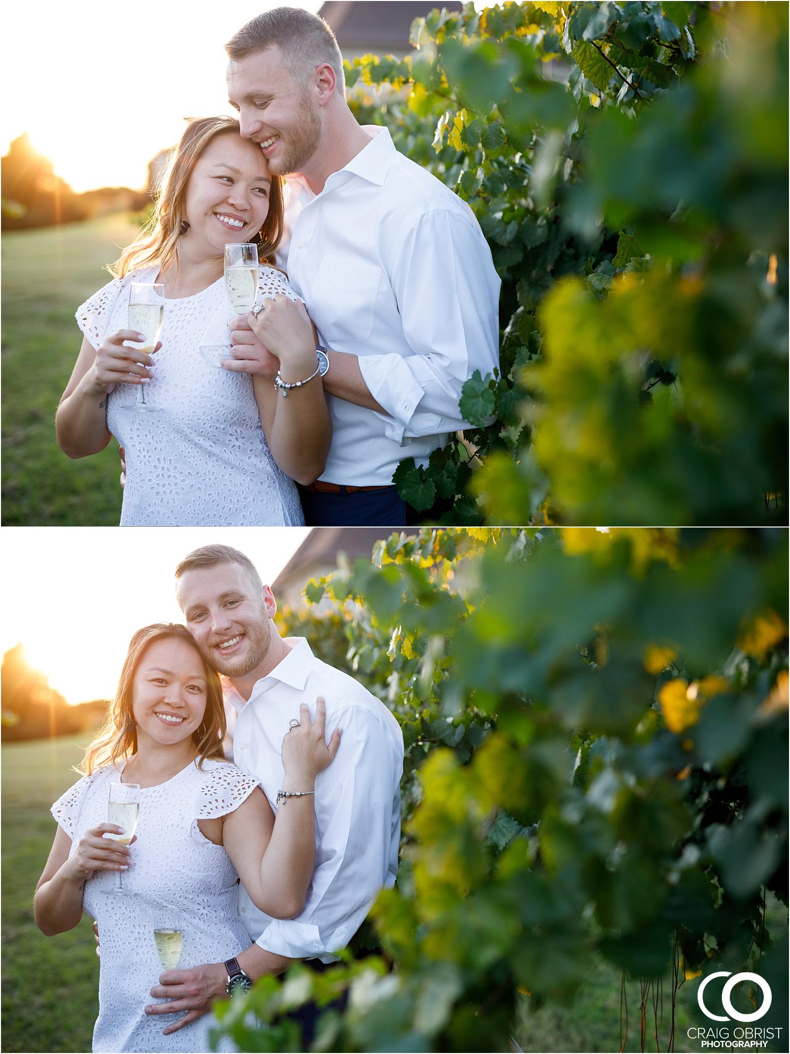 Chateau Elan Winery Surprise Engagement Portraits_0023.jpg