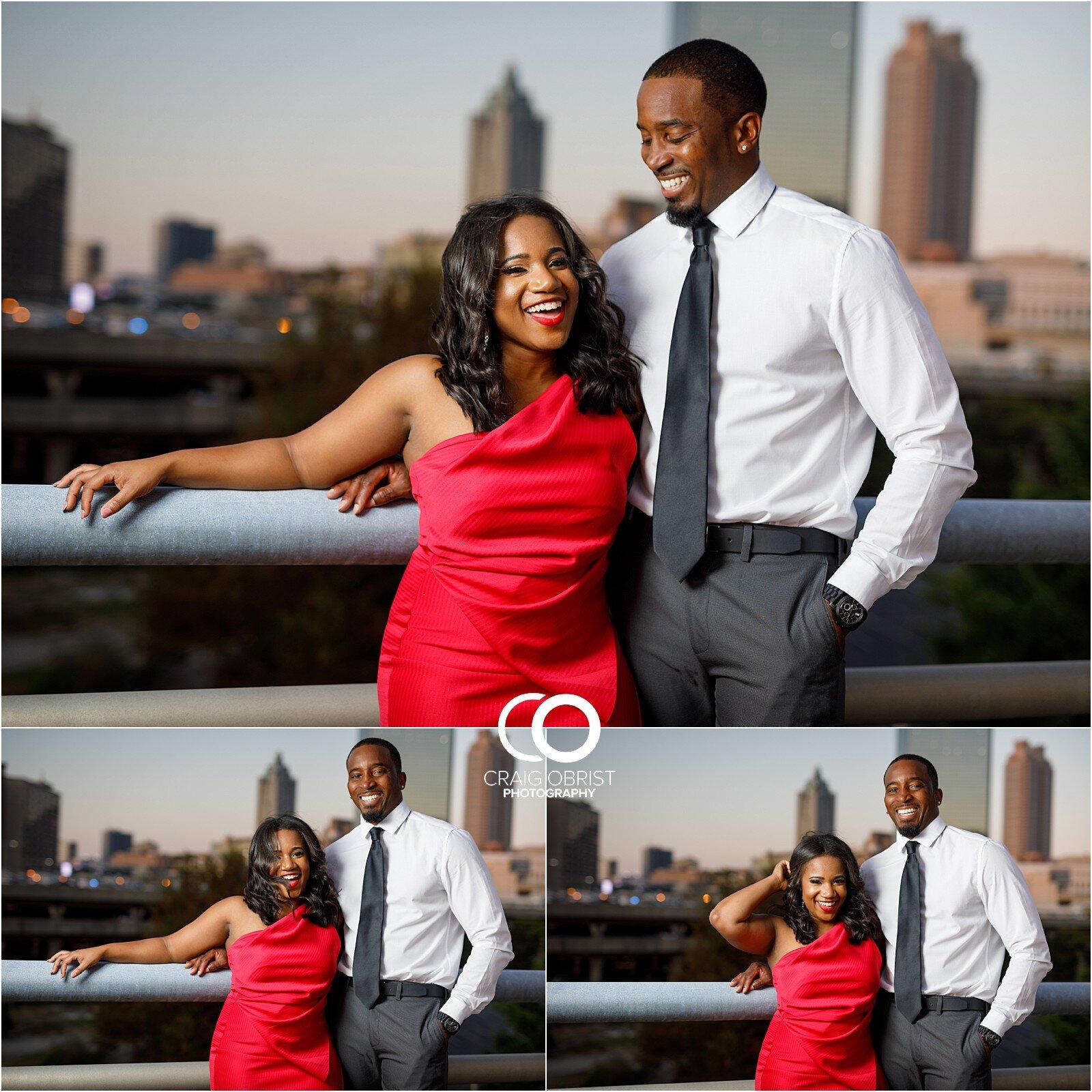 Piedmont Park Merecedes Benz Stadium Atlanta Skyline Enagagement Portraits_0022.jpg
