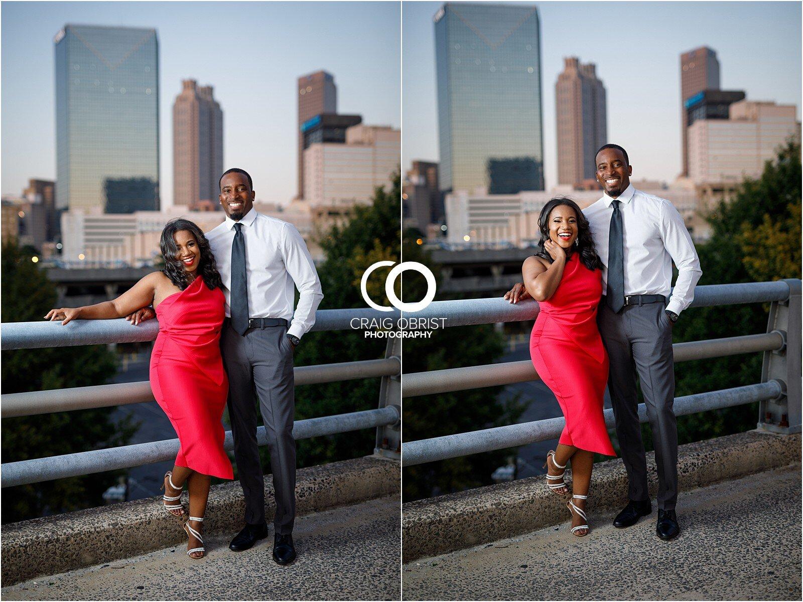 Piedmont Park Merecedes Benz Stadium Atlanta Skyline Enagagement Portraits_0023.jpg