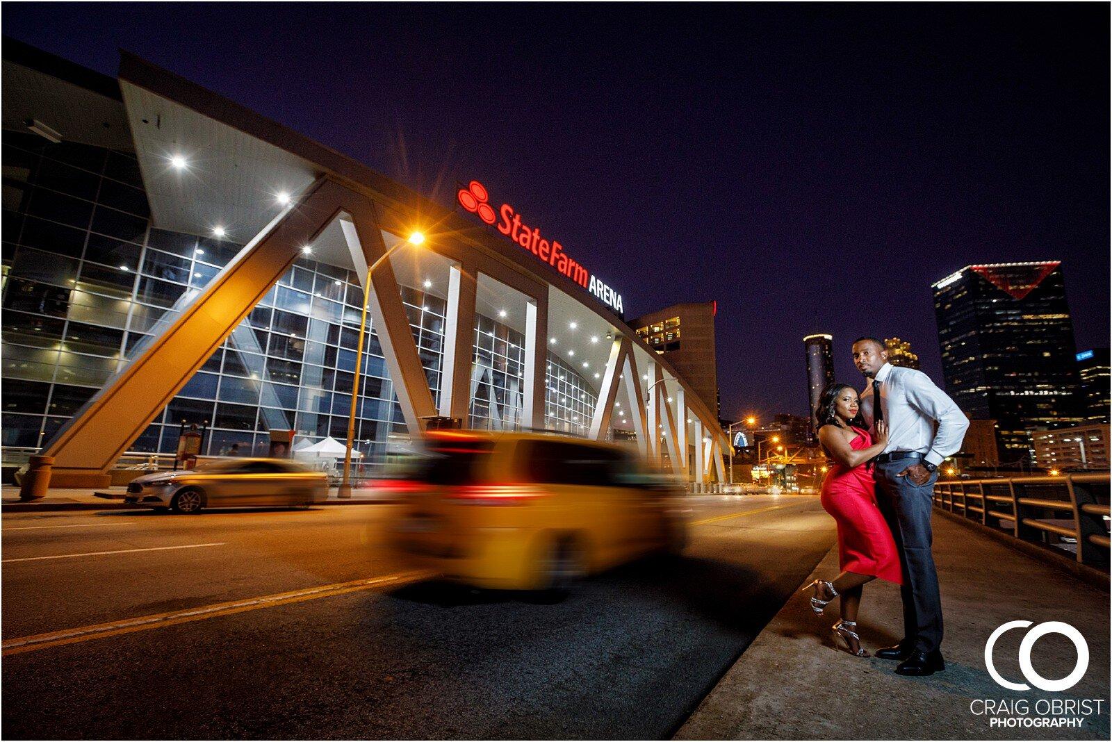 Piedmont Park Merecedes Benz Stadium Atlanta Skyline Enagagement Portraits_0031.jpg