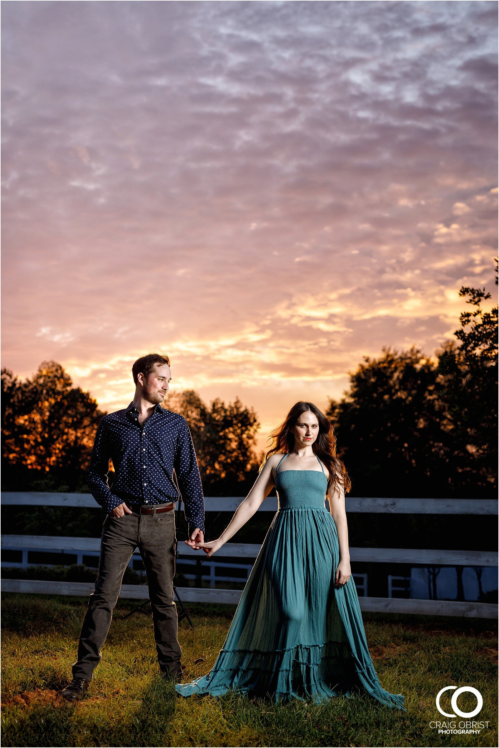 The Barn at Little River Little River Farms Engagement Wedding Portraits Fairy Tale_0030.jpg