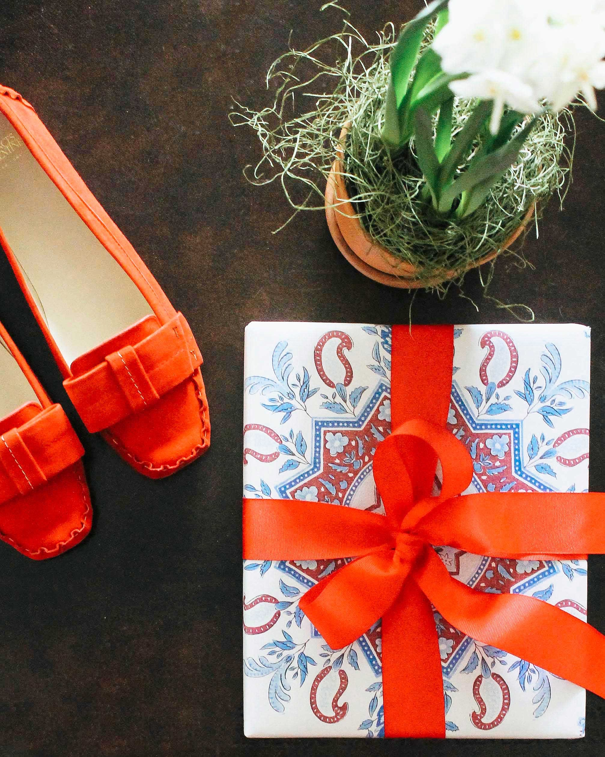 Shoes by  Frances Valentine  and Book by  Mark D. Sikes