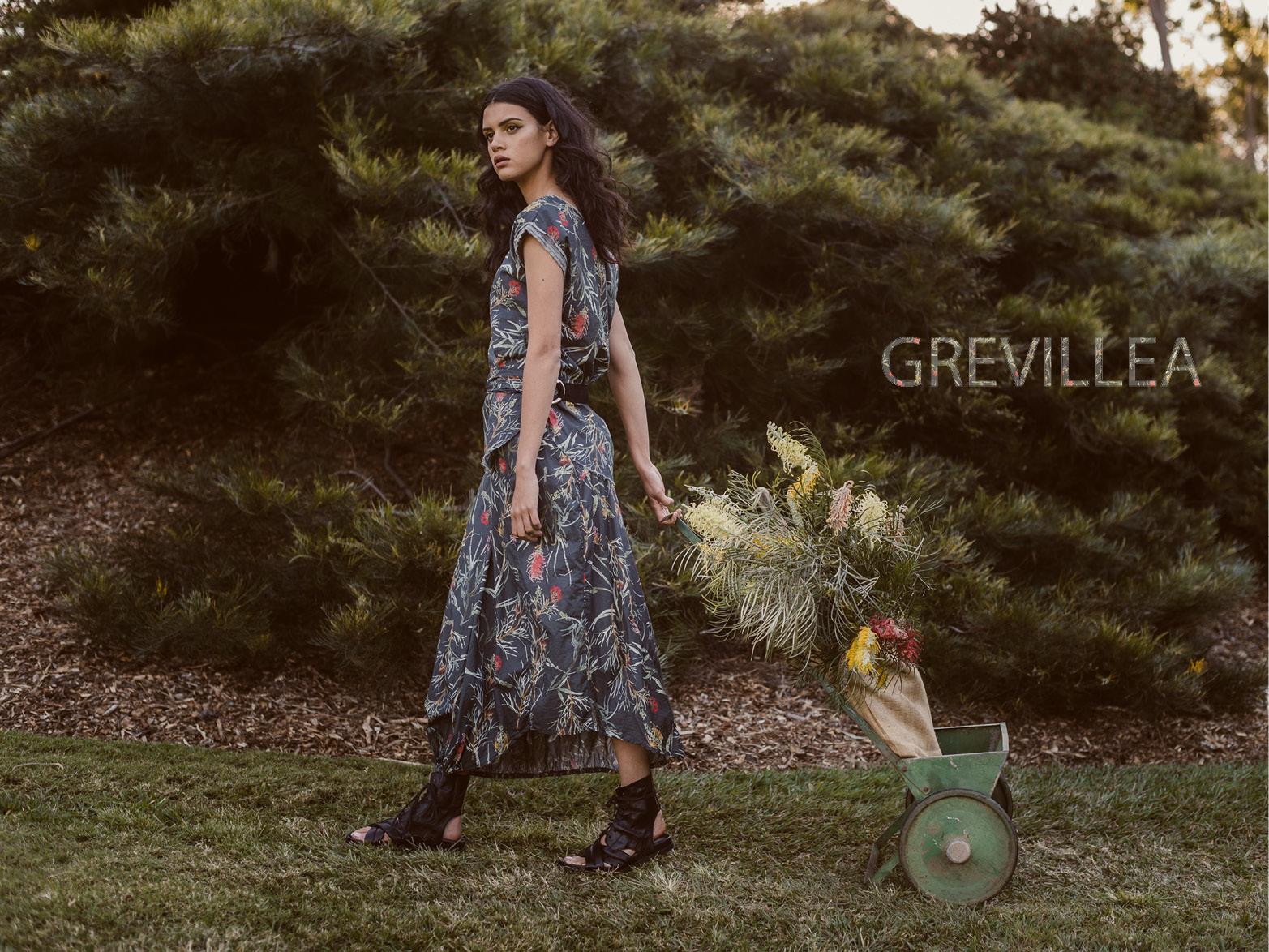 australian fashion designer