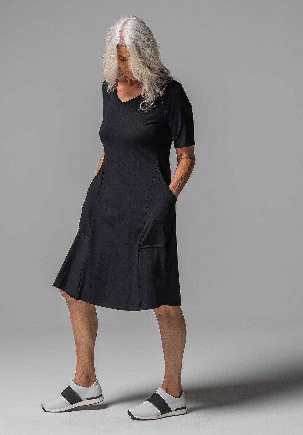 Ashen dress