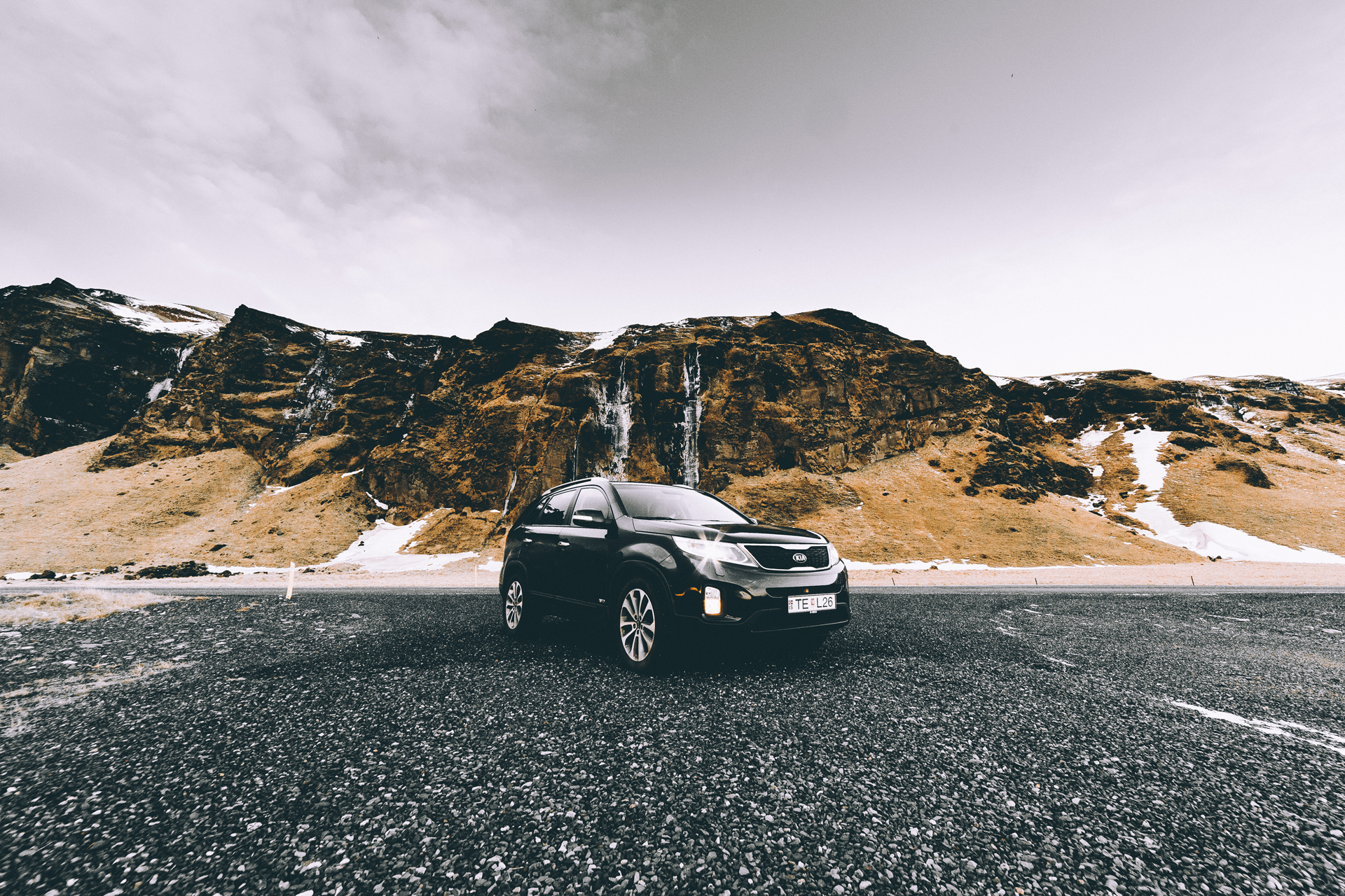 Avis + Kia - Travel Iceland Campaign