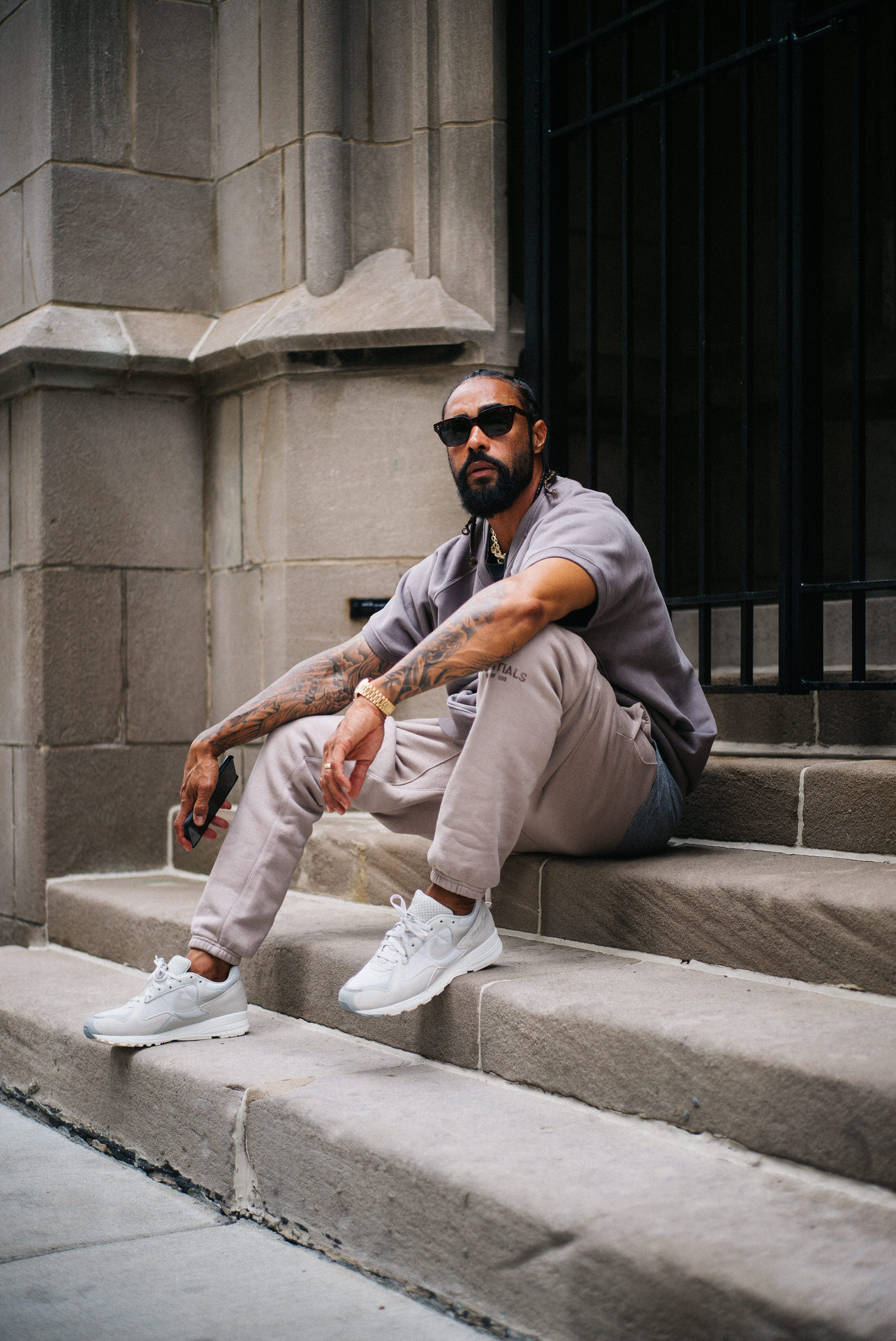 Jerry Lorenzo for Fear of God + Nike