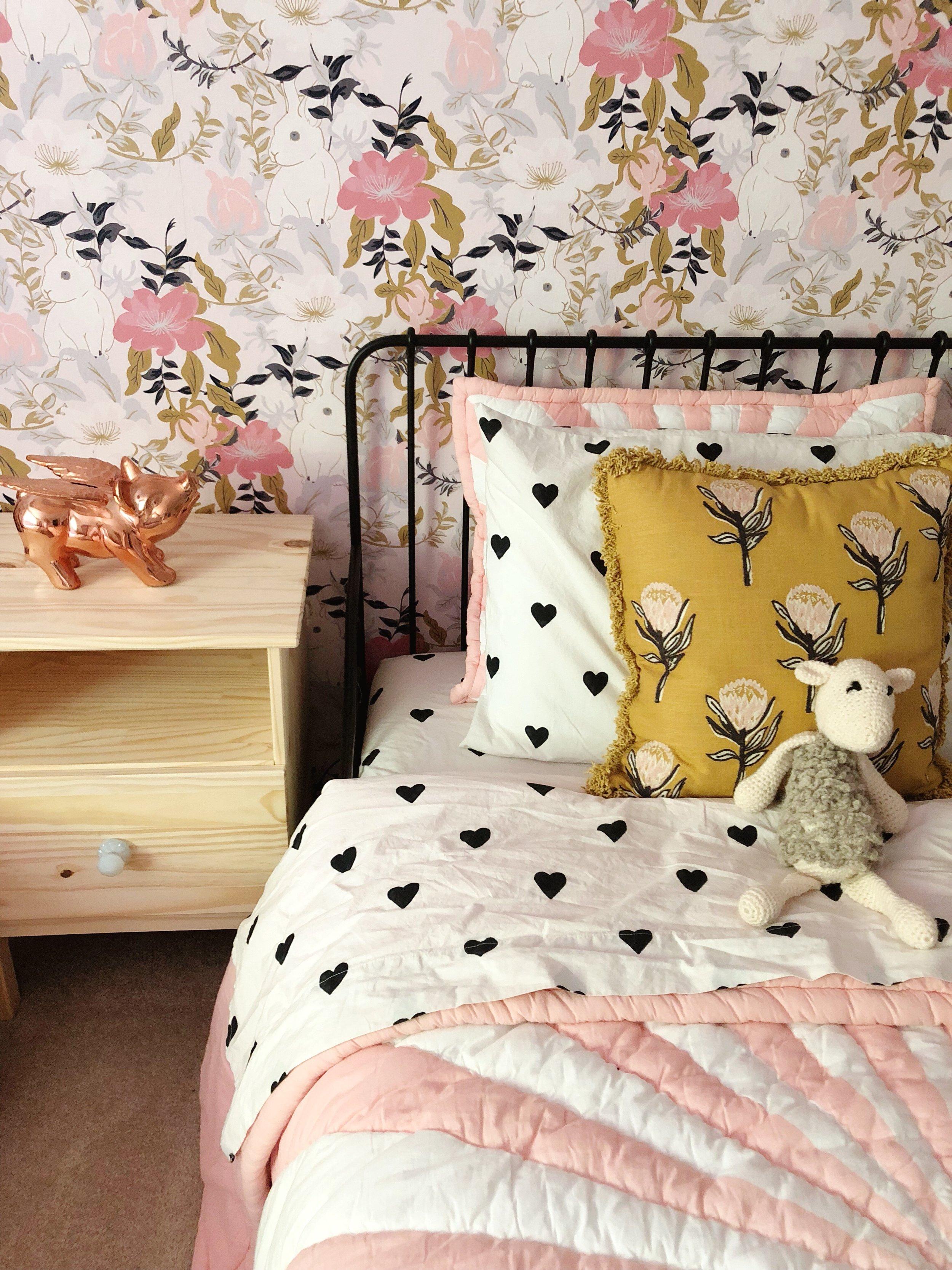 Shared Girl's Room // Kay & Edna