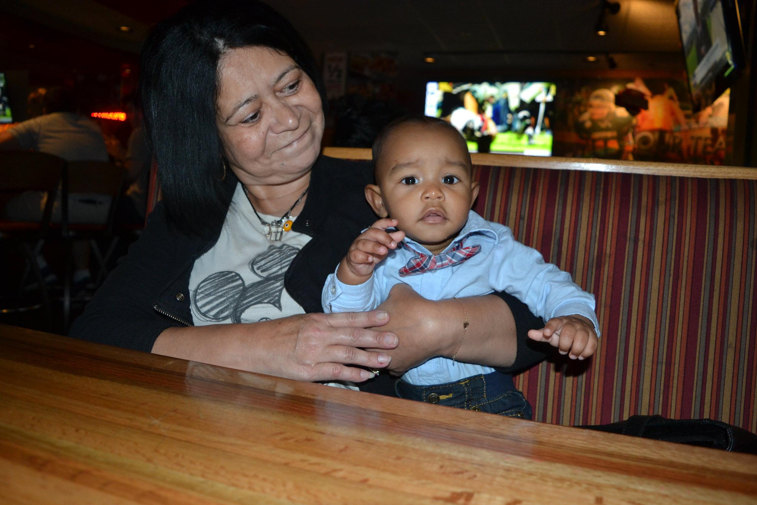 Celebrating Abuela's Birthday