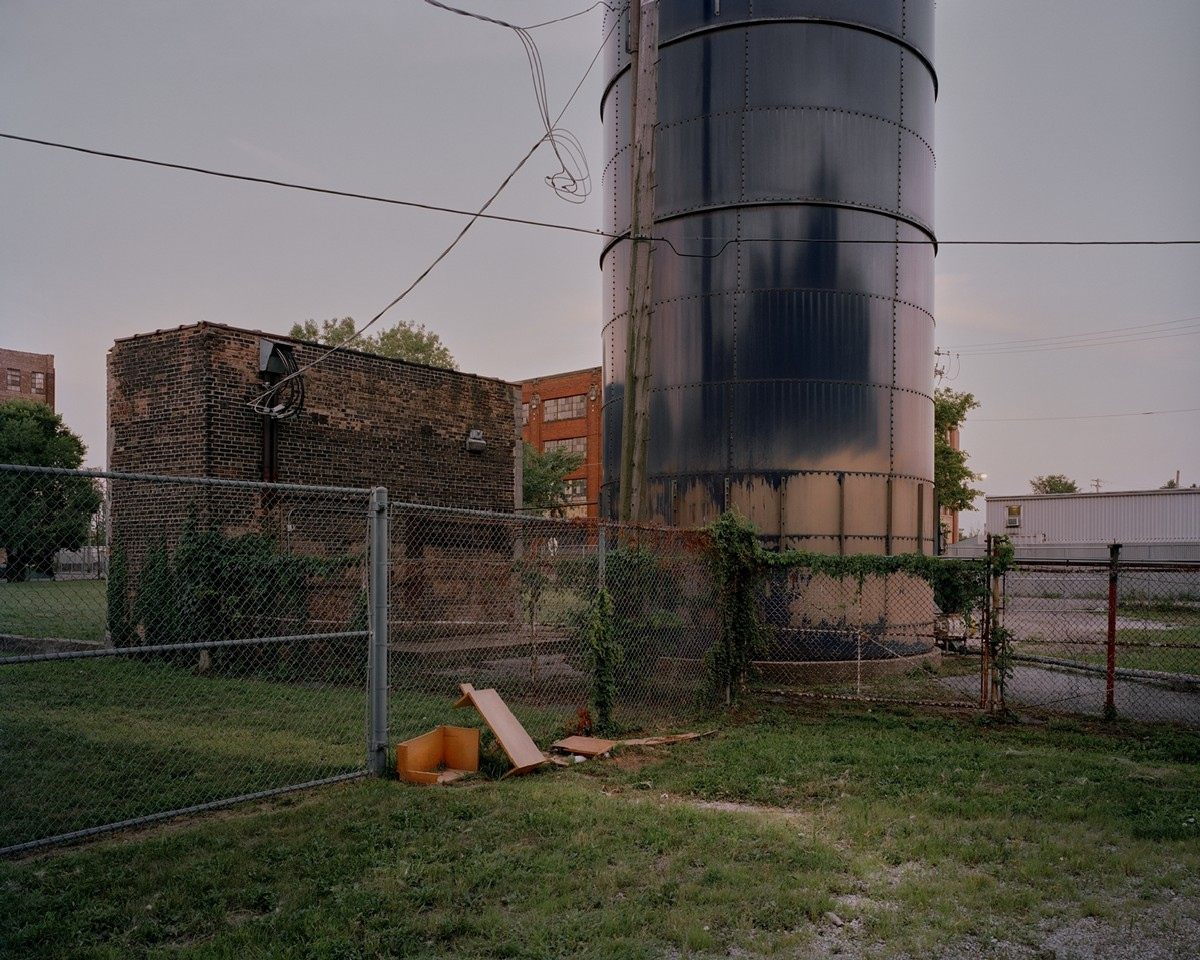 No. 1283 from series No Man's Land, 2017. Archival Inkjet Print. 32x40/40x50 inches.