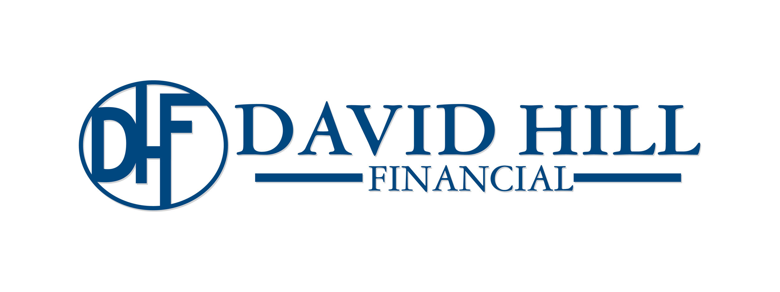 david hill financial services logo