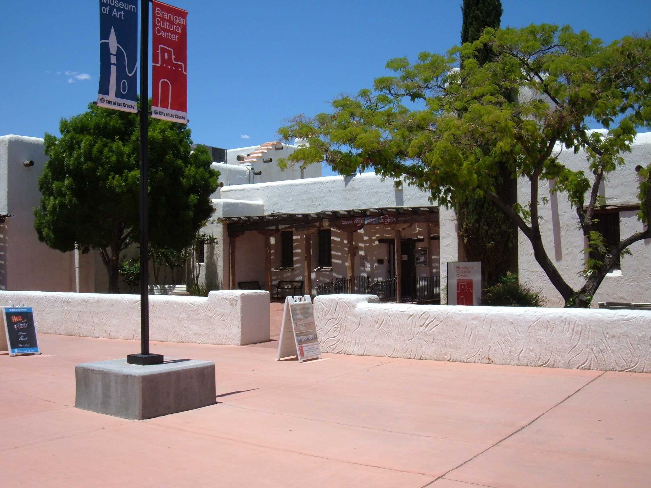 las cruces branigan cultural center