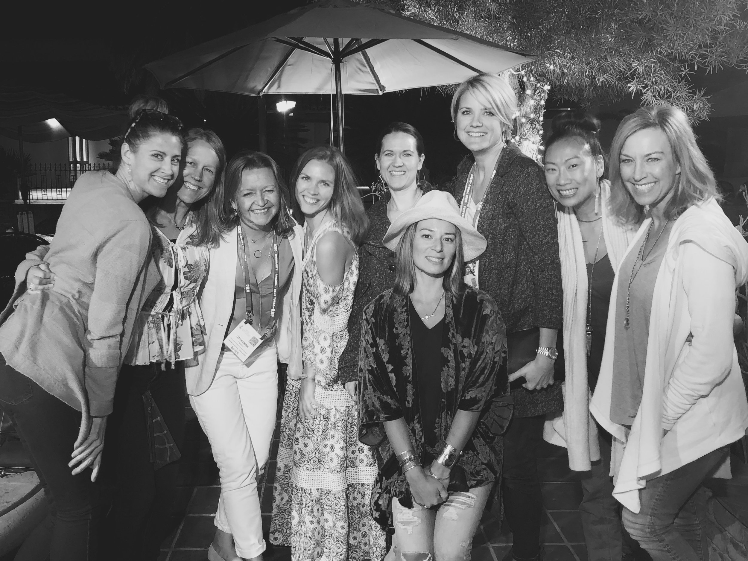 MM Sisterhood. Best group of lady Bosses & fierce jewelry designers. Tucson 2018.