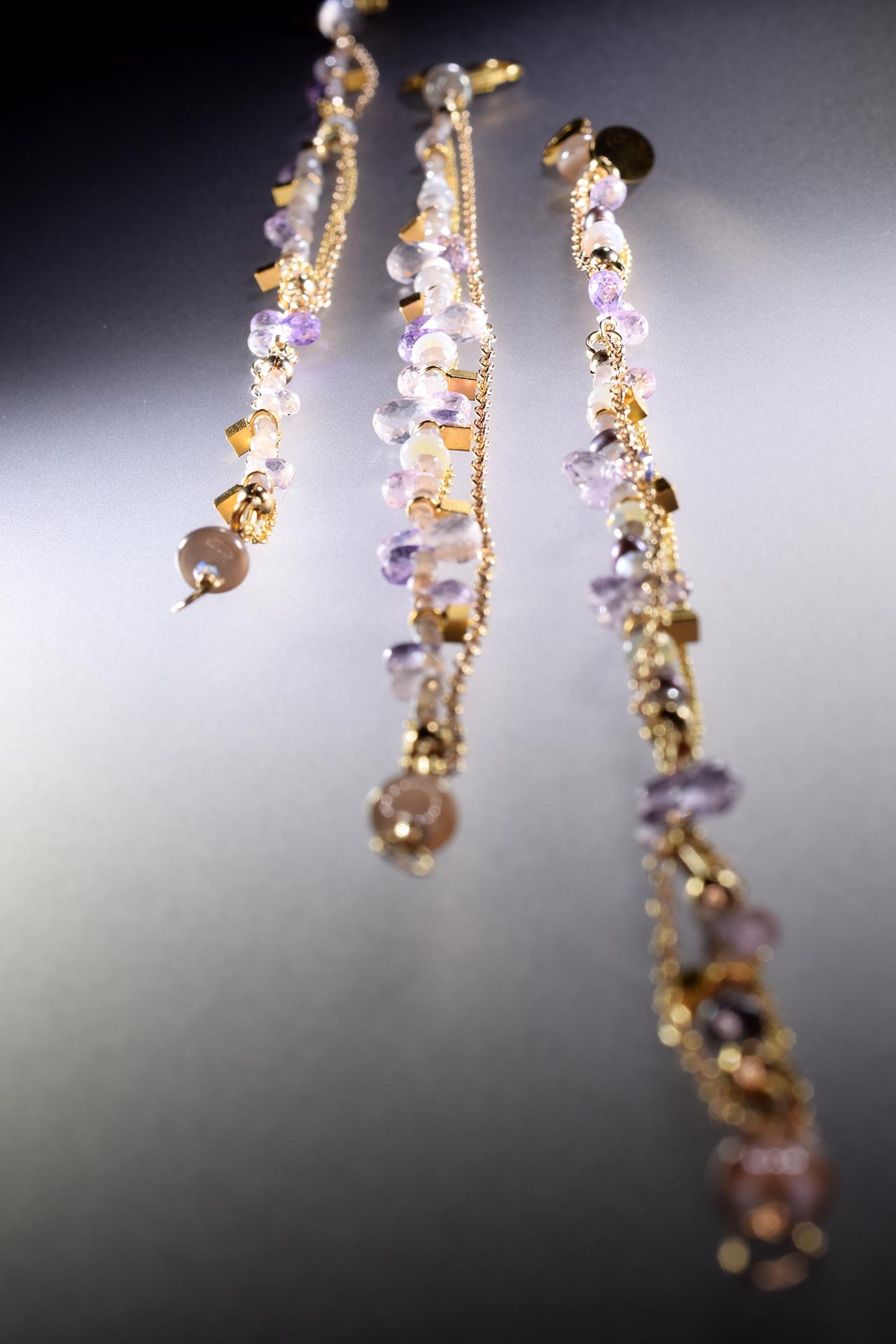 Theda Layered Bracelets 1