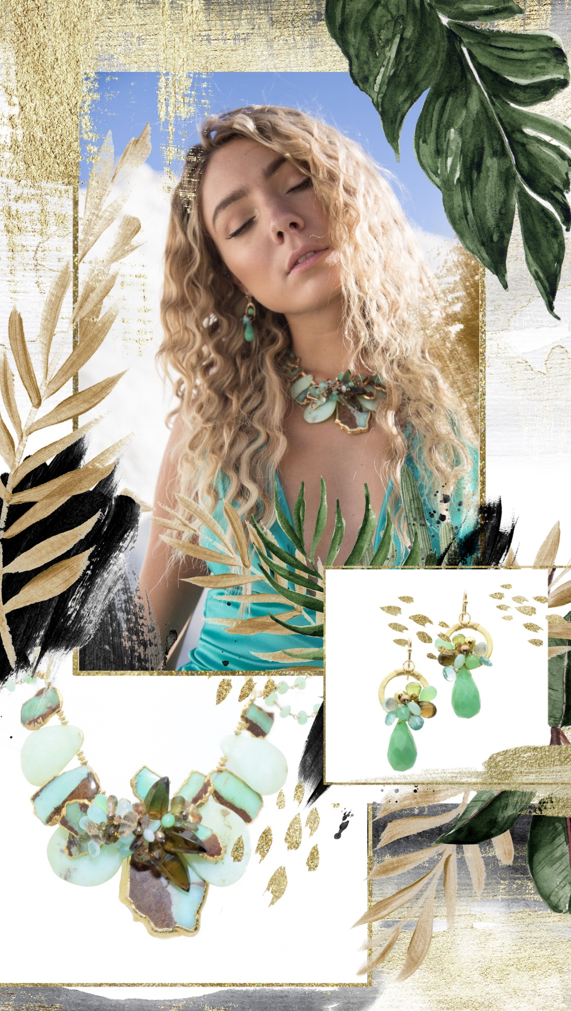 Palm Collection Lookbook