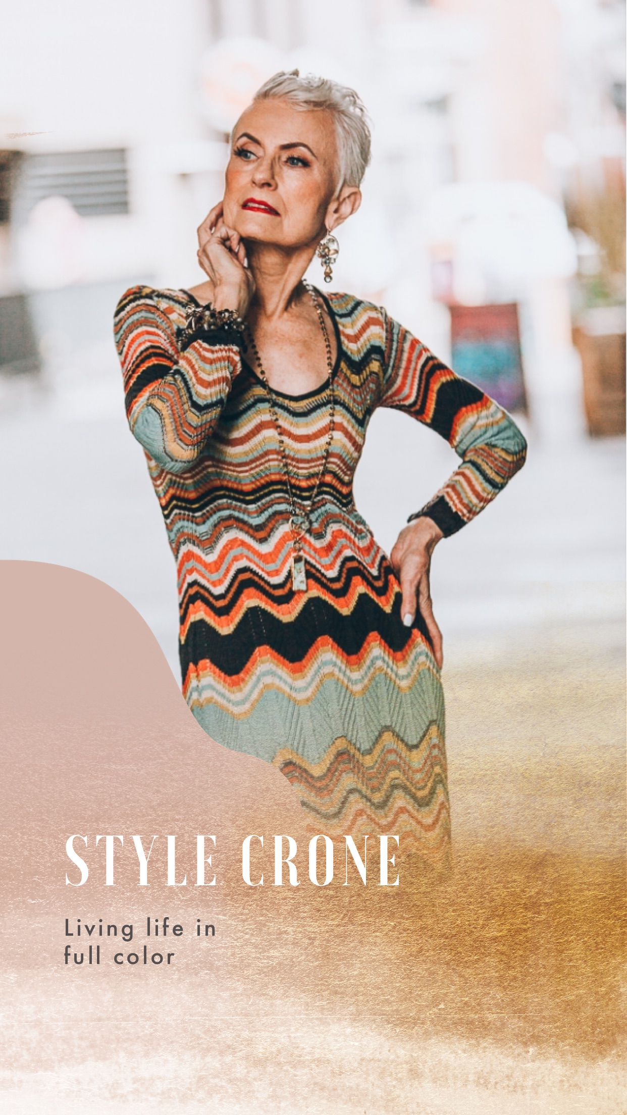Style Crone Collection Lookbook