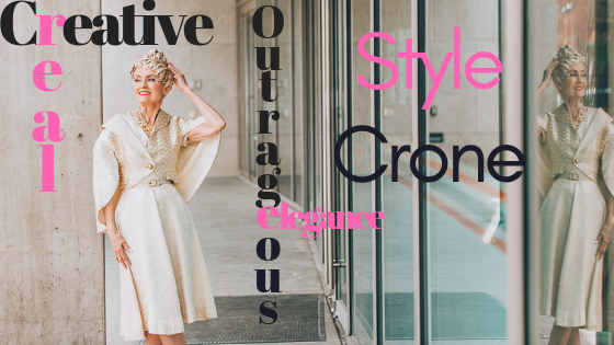 Style Crone - Read about this incredible Advanced Style Blogger