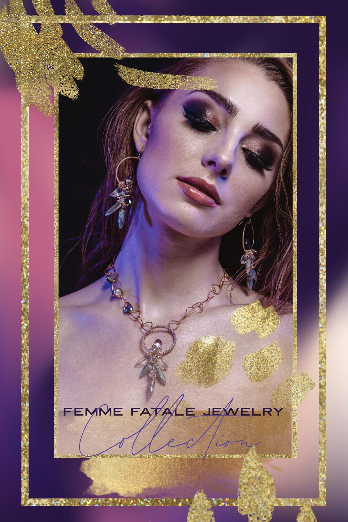 Femme Fatale lookbook